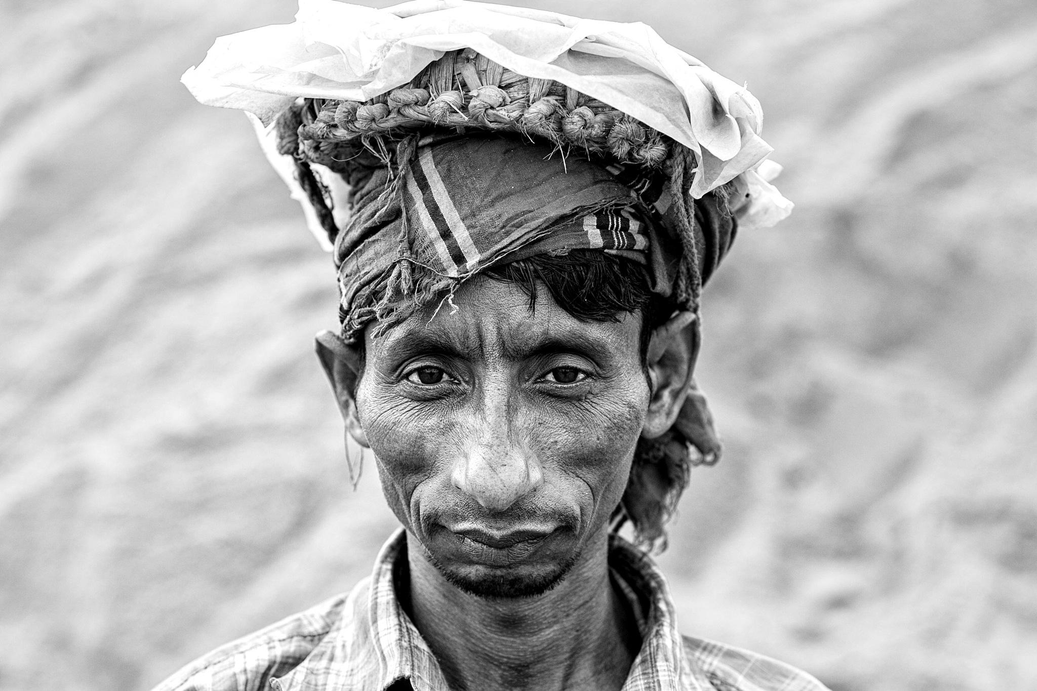 Soft Hat Guy by Mahesh Krishnamurthy