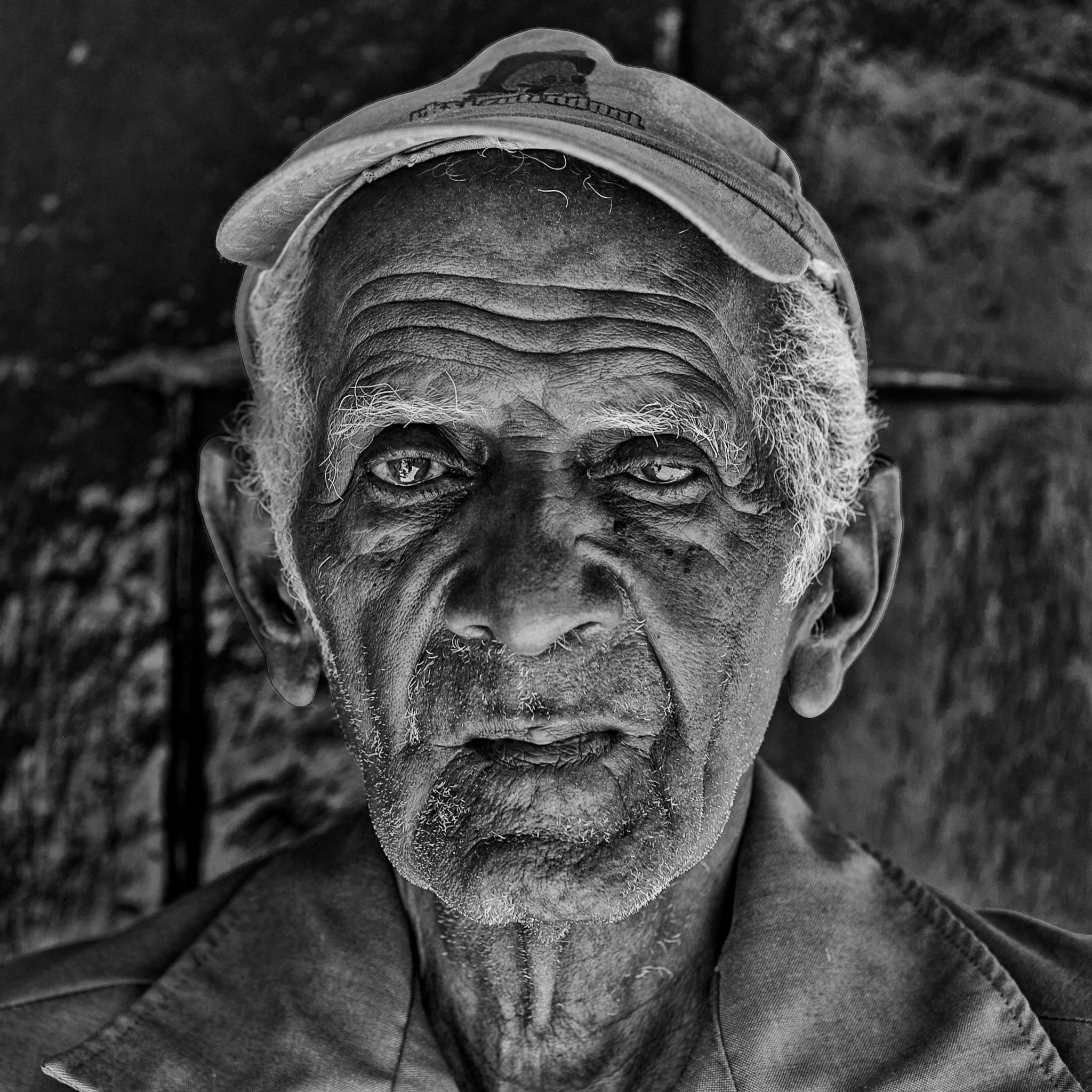 Ghoulish Man by Mahesh Krishnamurthy