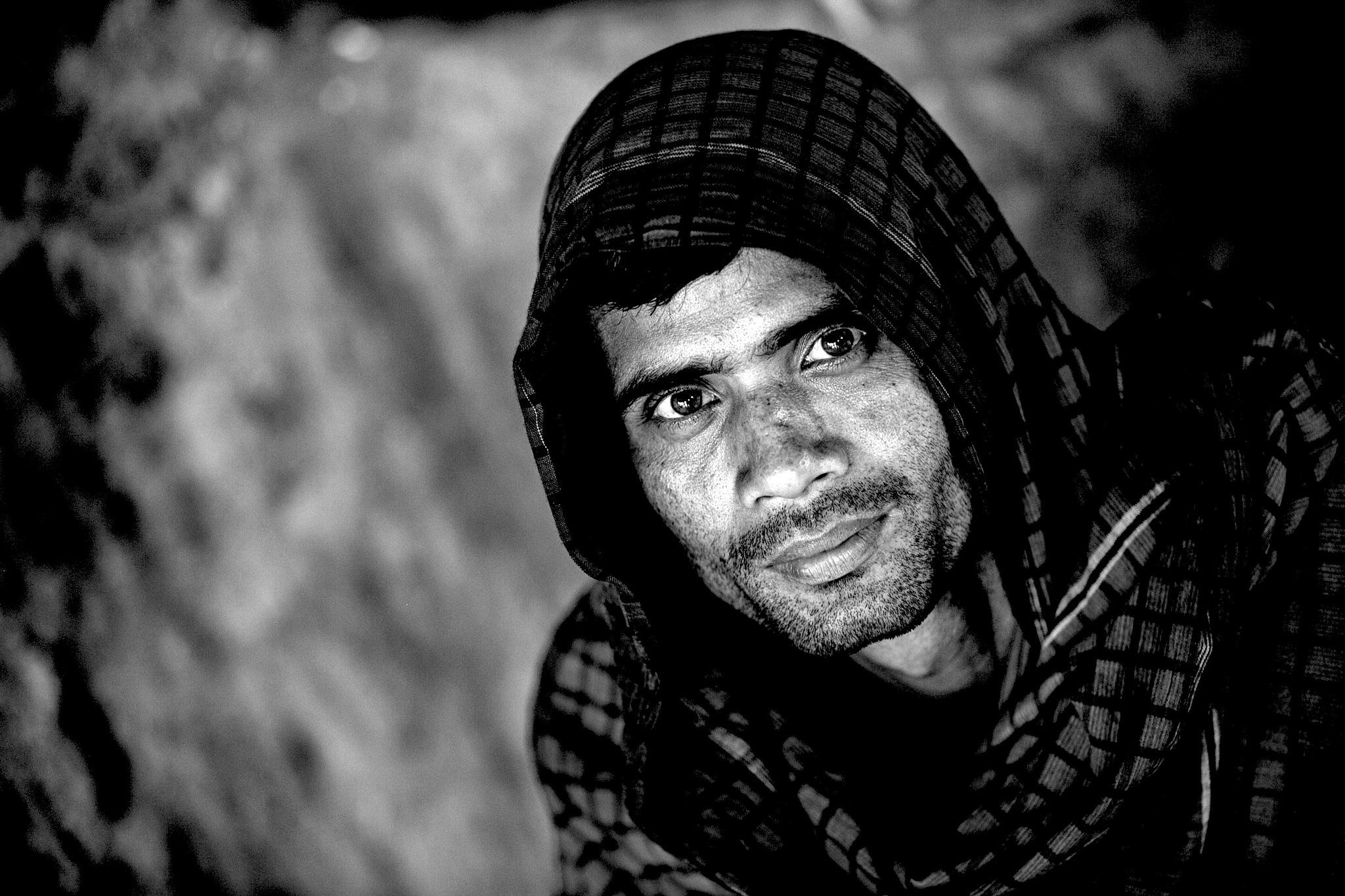 Pale Eyed by Mahesh Krishnamurthy