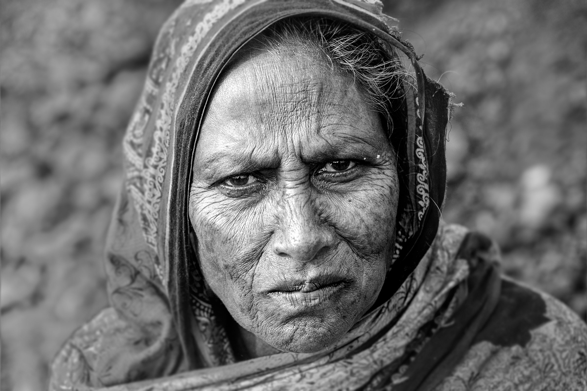 Freckled  by Mahesh Krishnamurthy