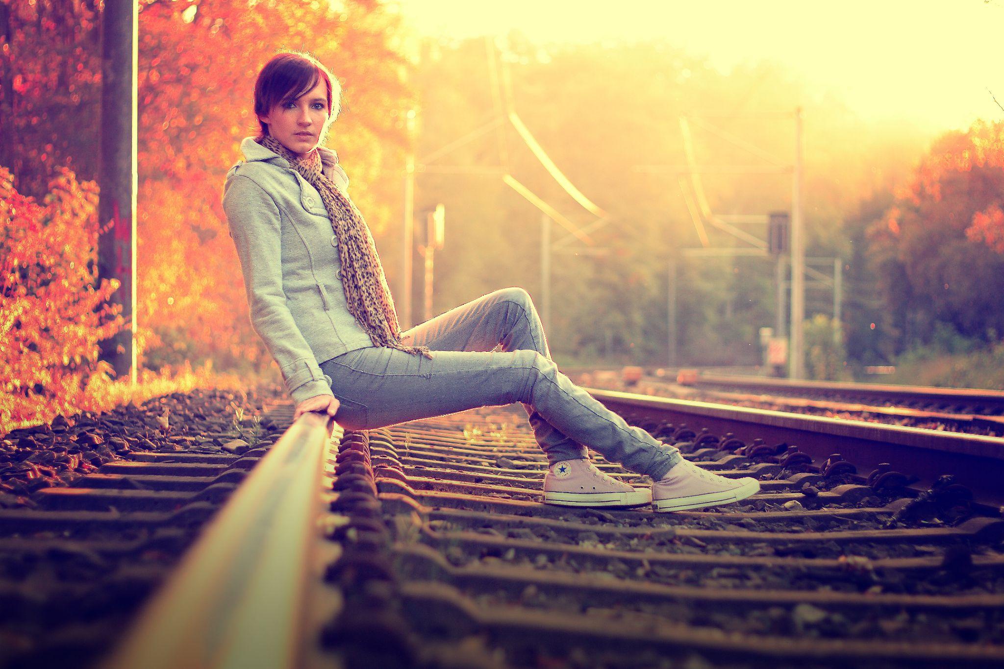 On the tracks by dennis.ynsan
