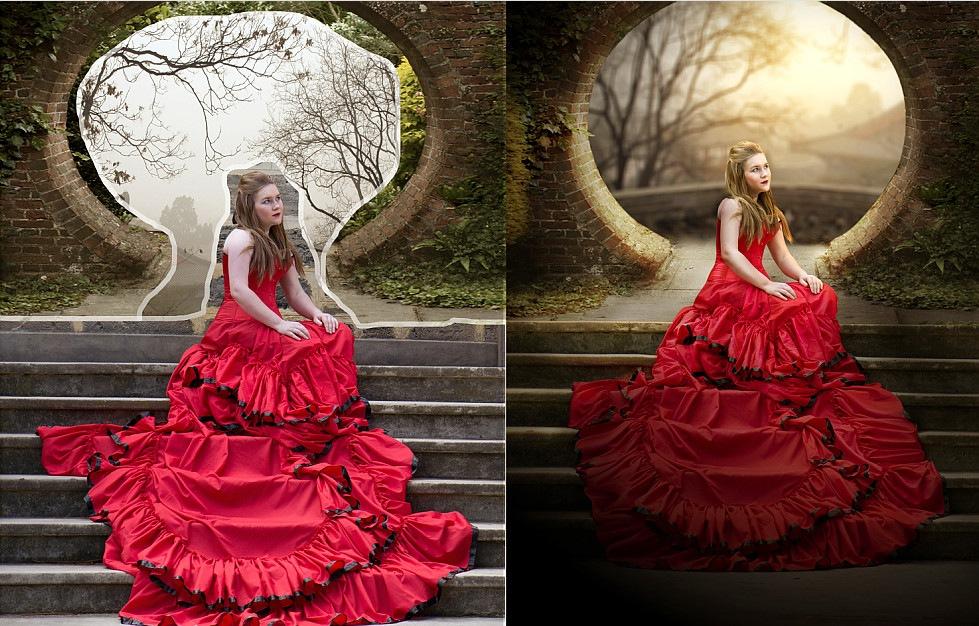 fantacy girl by Mena.sapry