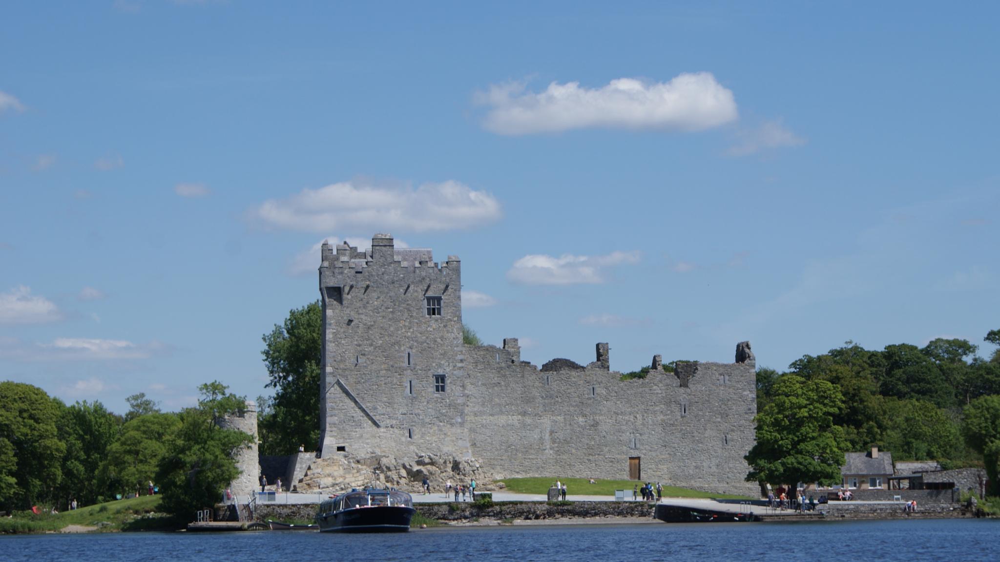 Ross Castle by Kosicekat