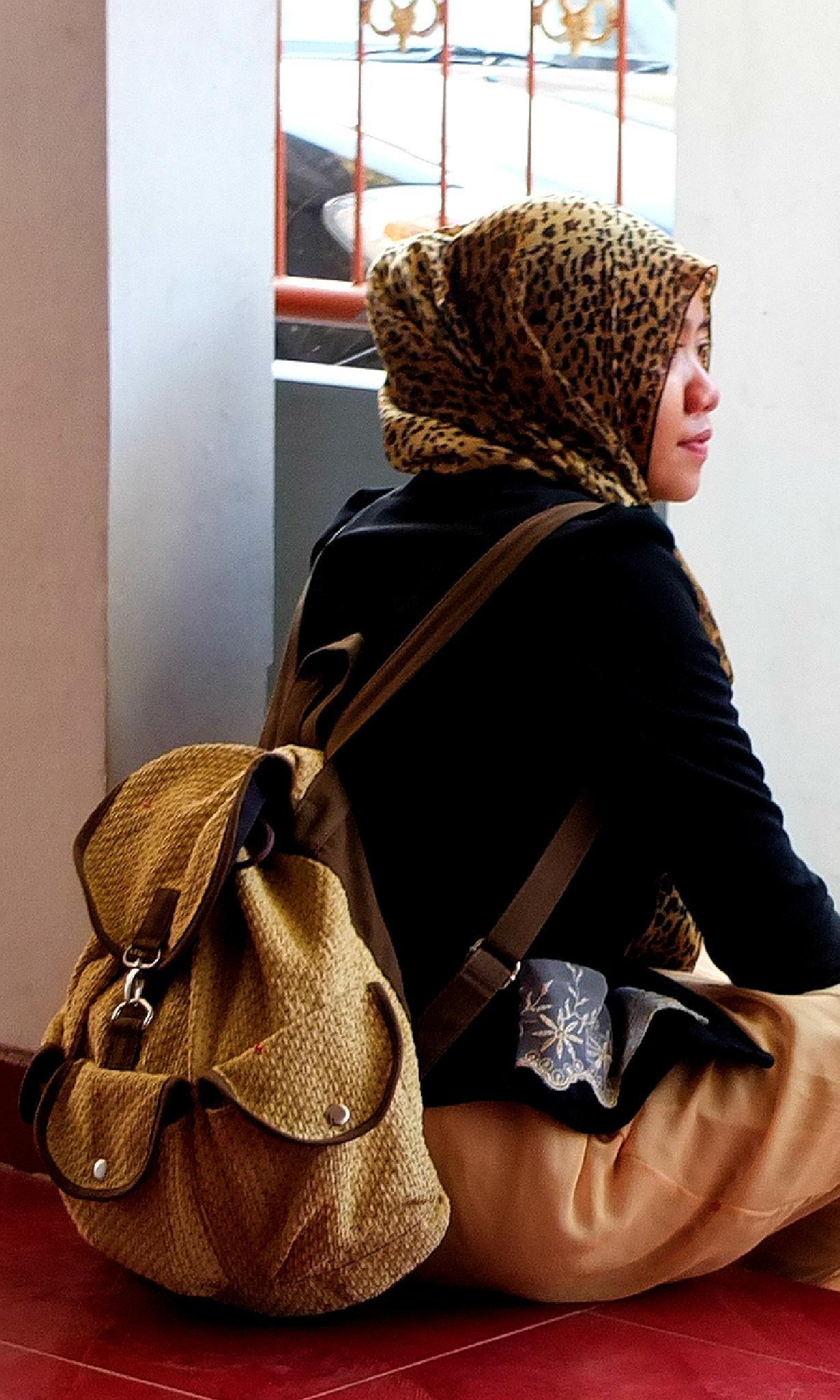 Indonesian Girl by Lukiman