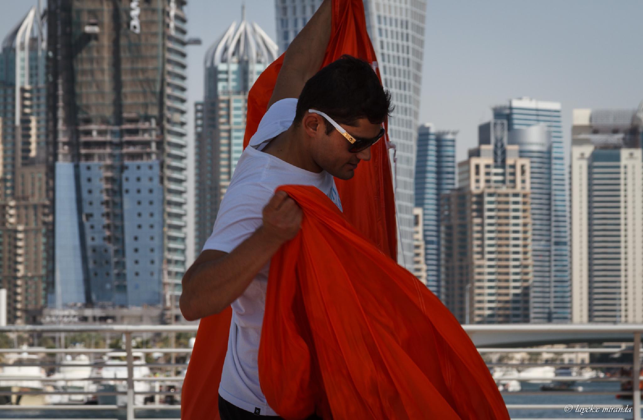 Sky dive Dubai by luyckxmiranda1