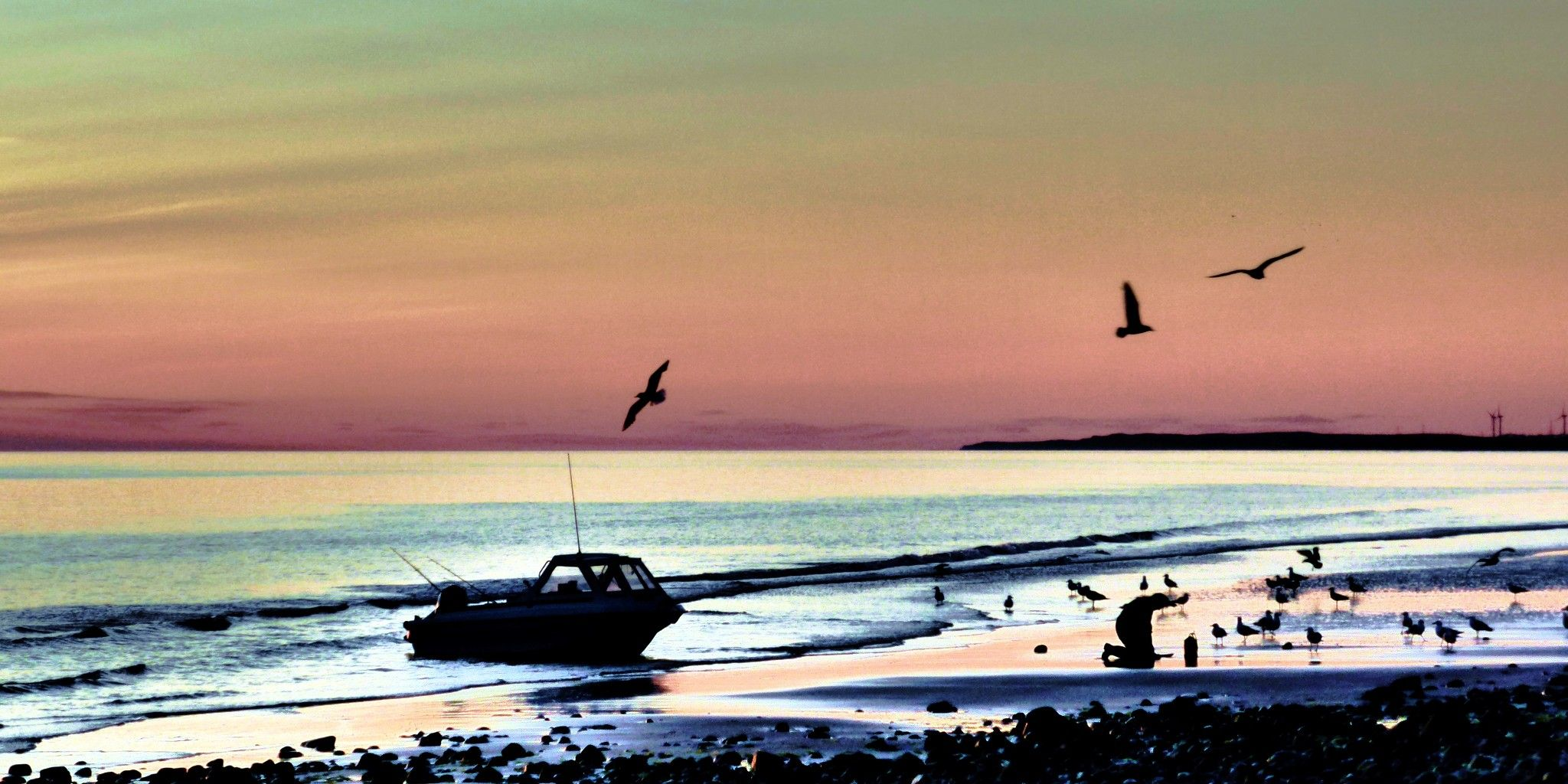 Return of the fisherman  by cheryl.ferrarkirkham
