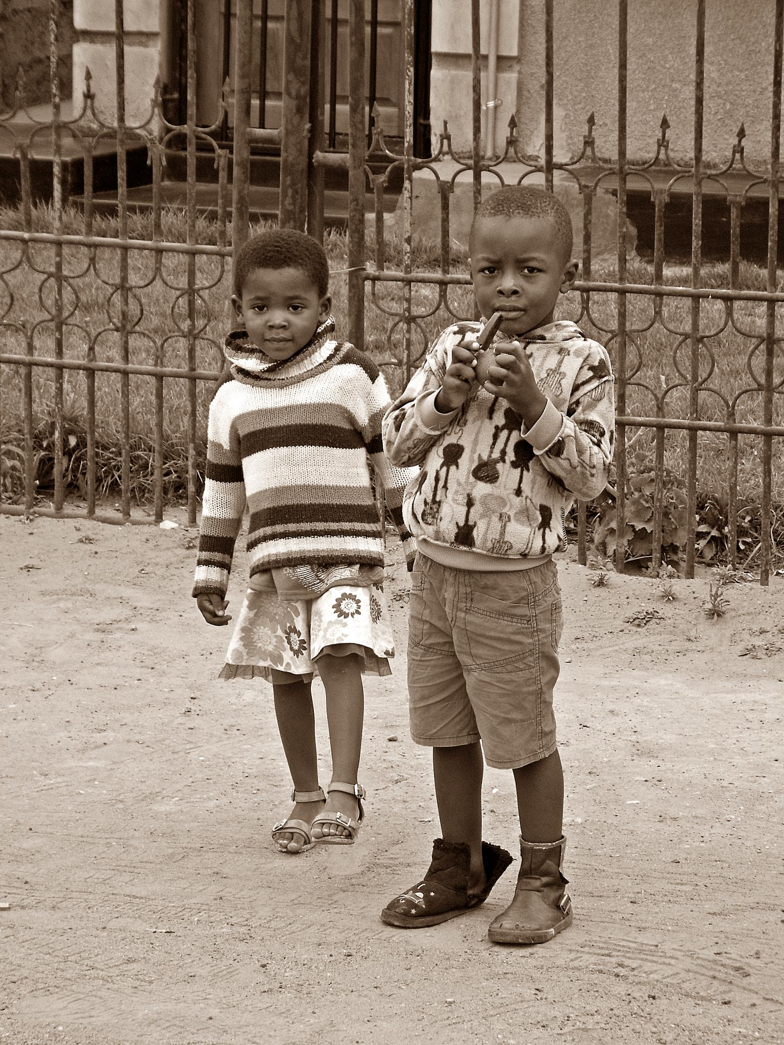 Happy Children by wynand.roelofse
