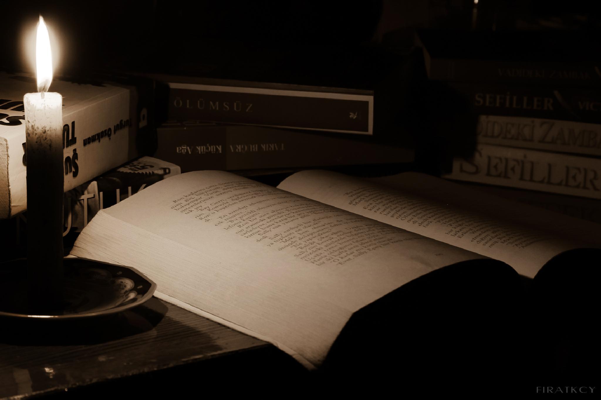 ride a book kitap okumak by firat_kacay