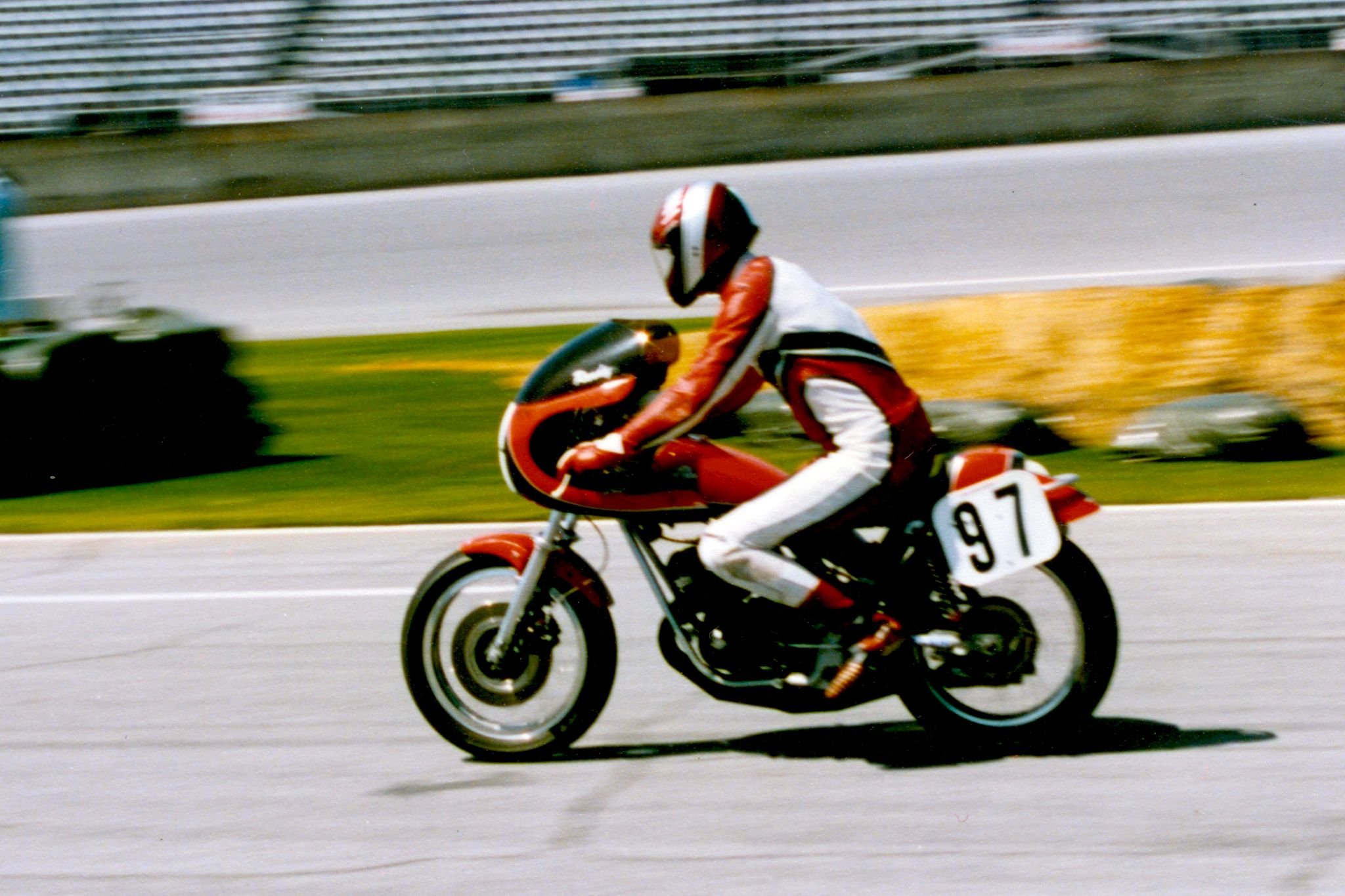 Daytona Go Faster by BadgerBob