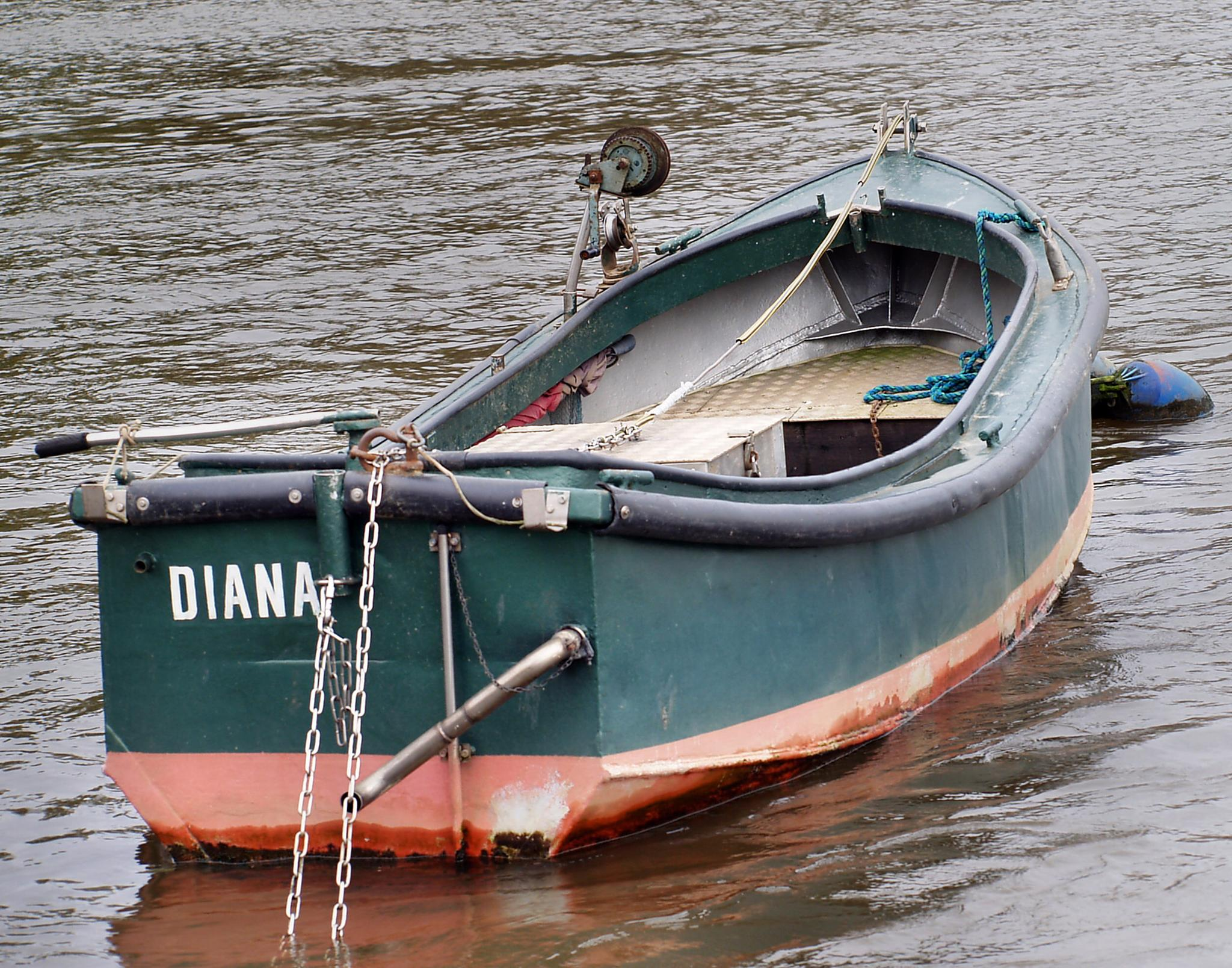 Boat by reinhard.tenzler