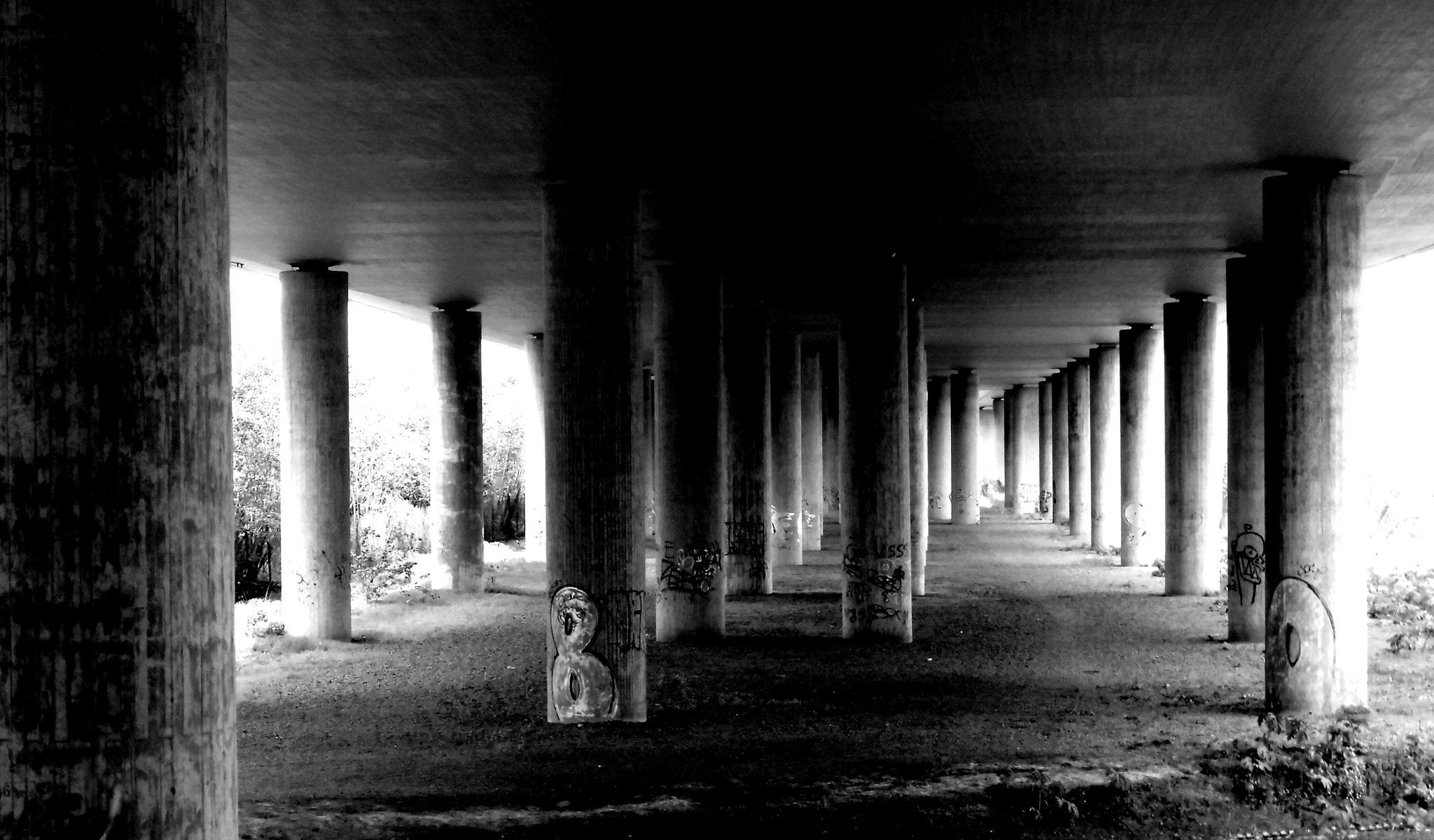 Under the Highway by reinhard.tenzler