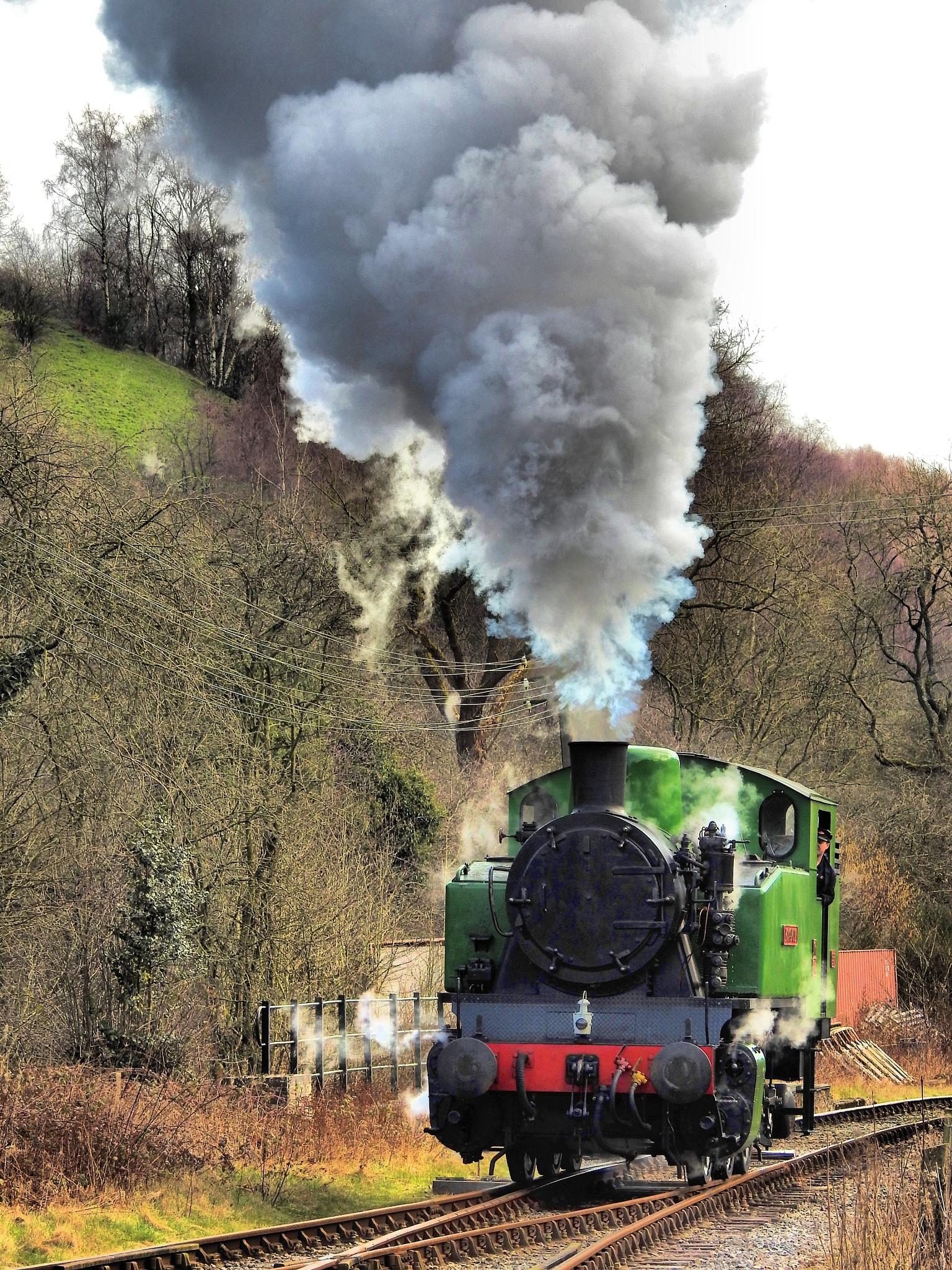 Hotspur, Churnet Valley Rail. by john.bradburn