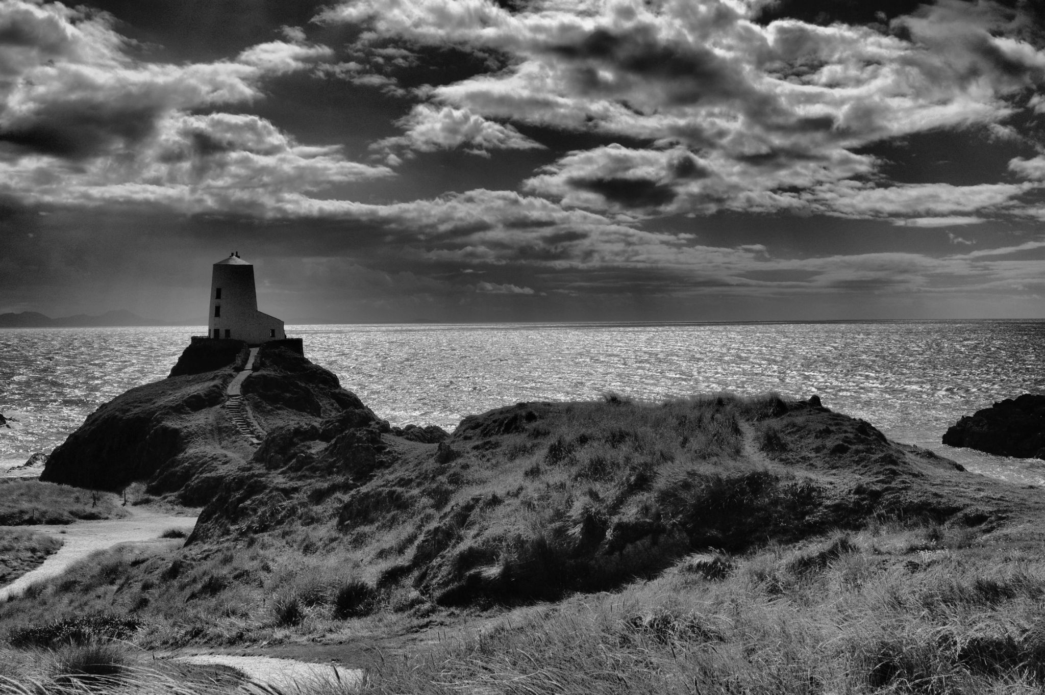 Llanddwyn Island,Anglesey. by john.bradburn