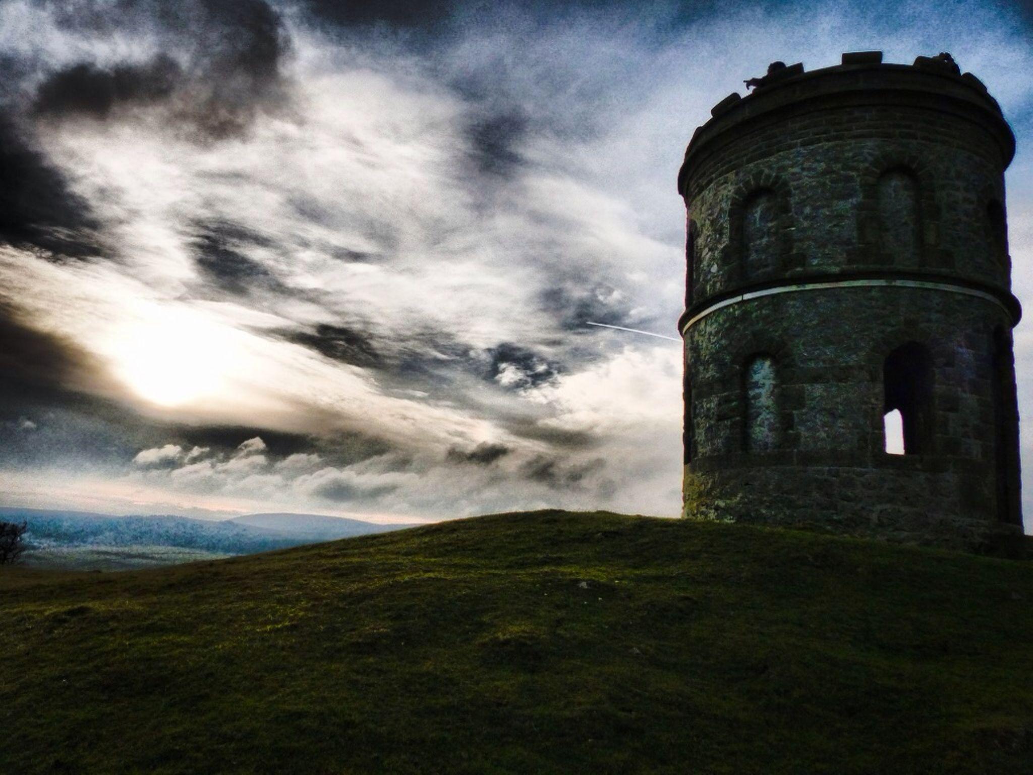 Grinlow Tower,(Solomons Temple) Buxton, Derbyshire. by john.bradburn