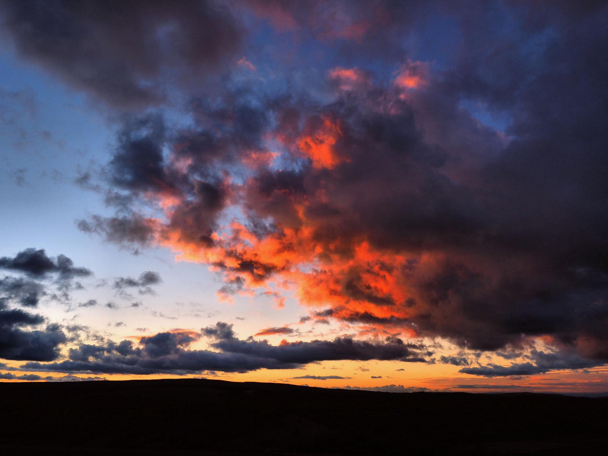 Firey Sky by john.bradburn
