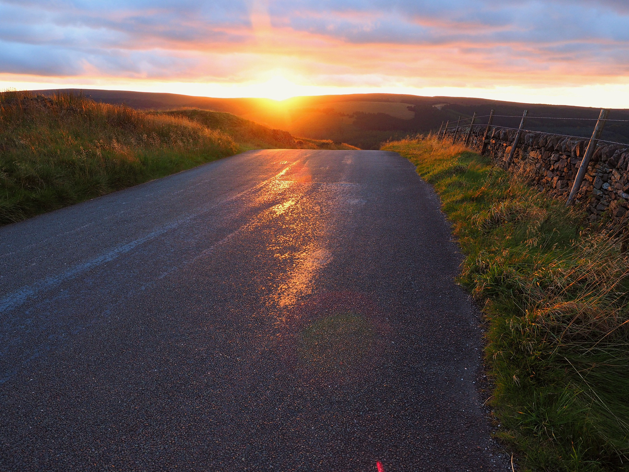 Road to The Goyt Valley,Buxton. by john.bradburn