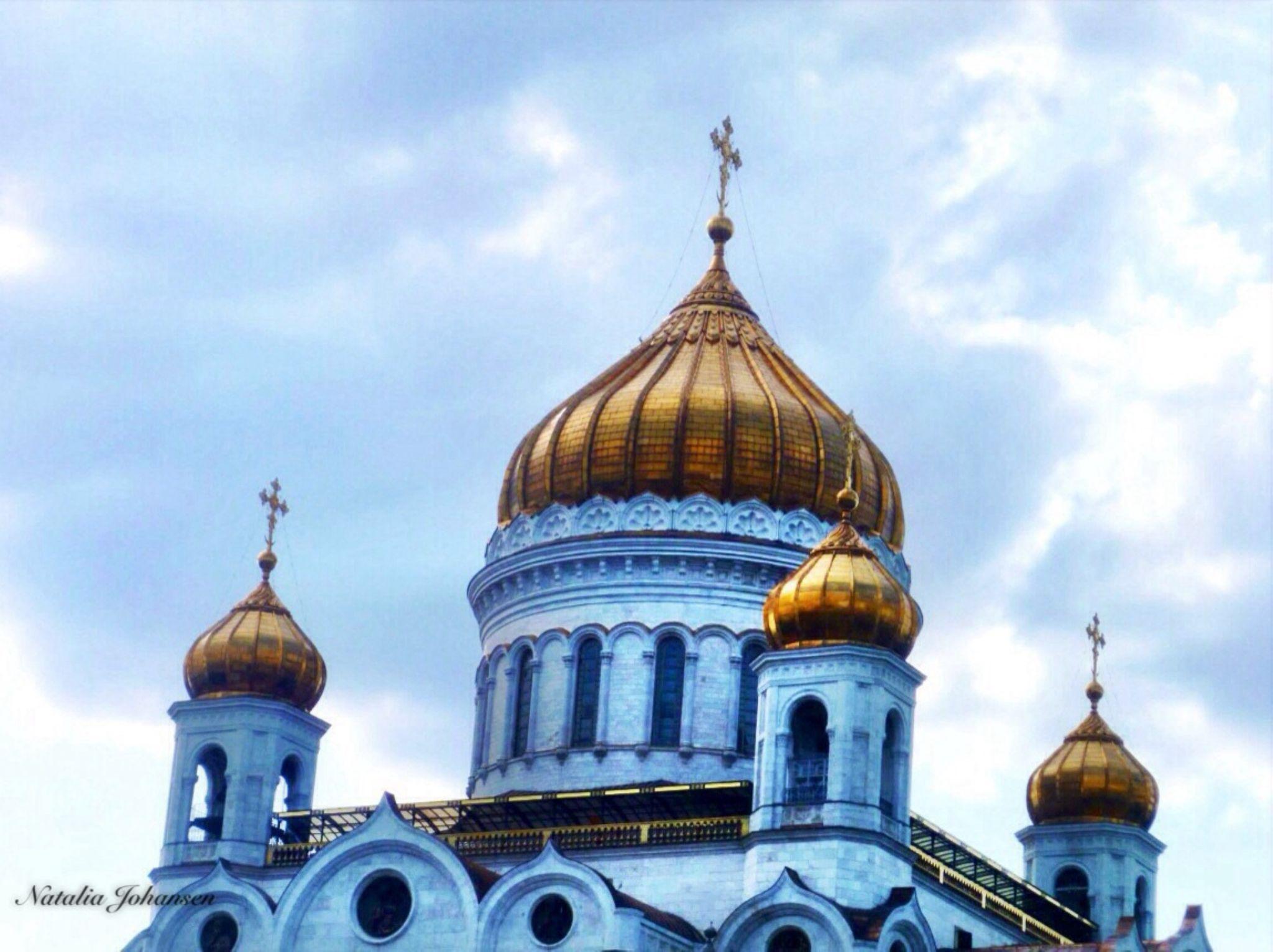 Russia. Moskva  by natalia.johansen.92