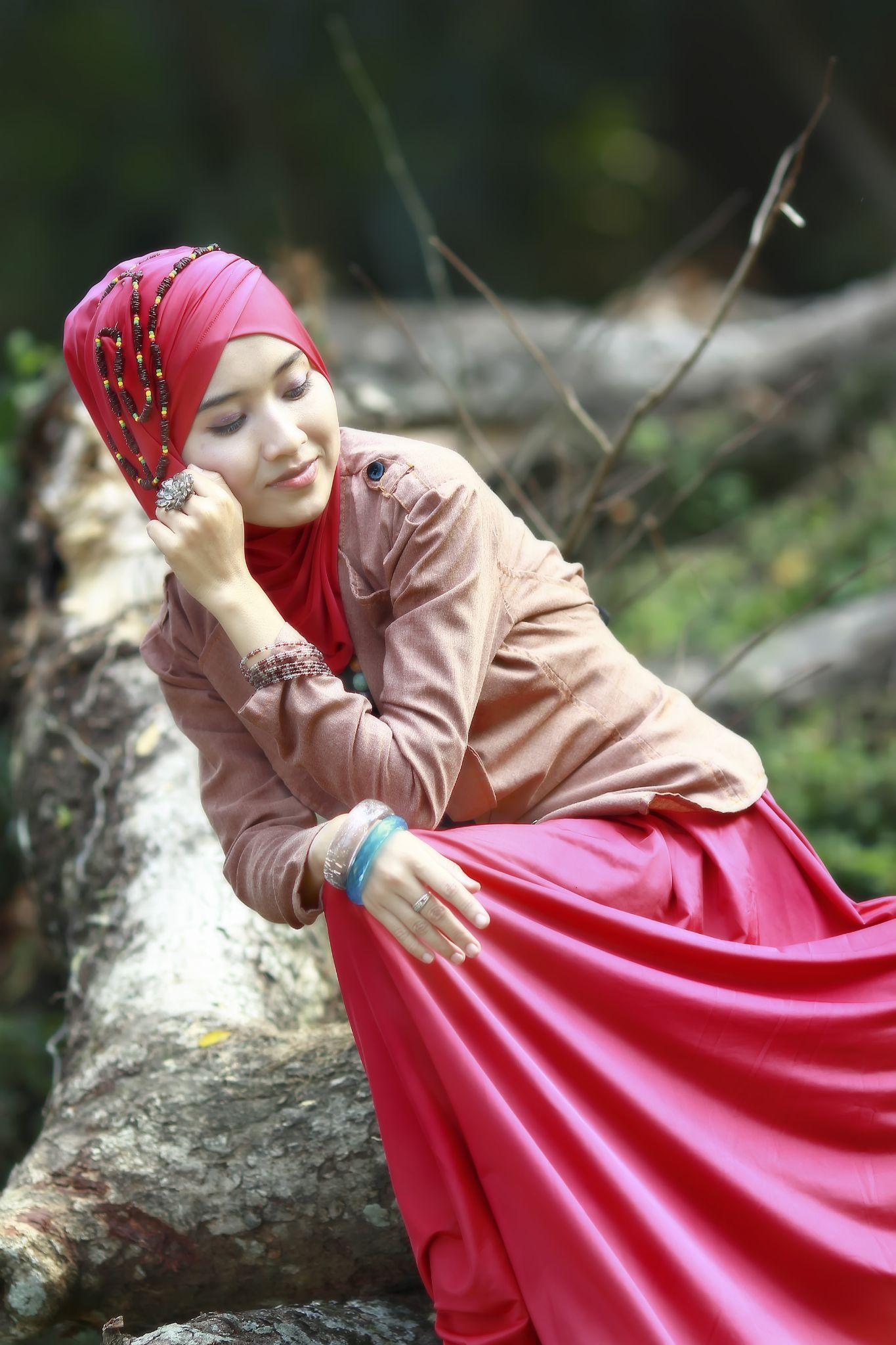 Hijaber's  by WAHYU
