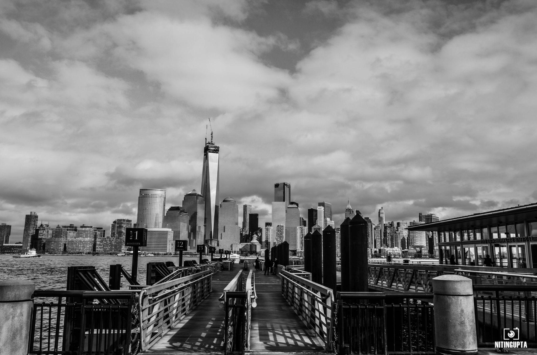 NYC Skyline! by NitinG