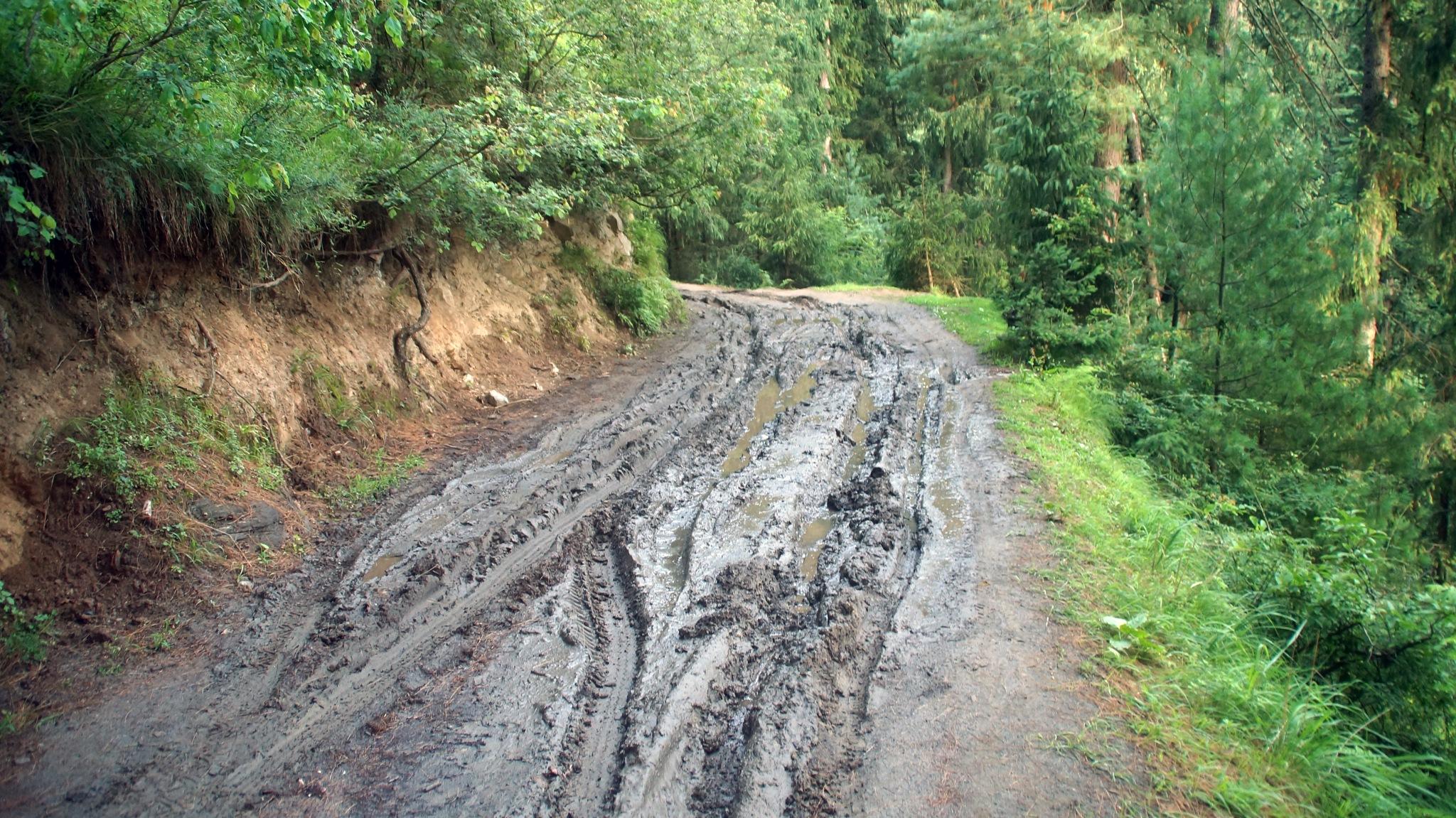 Bad Roads, Indian Himalayas, 2018 by lars.erlandsson.9