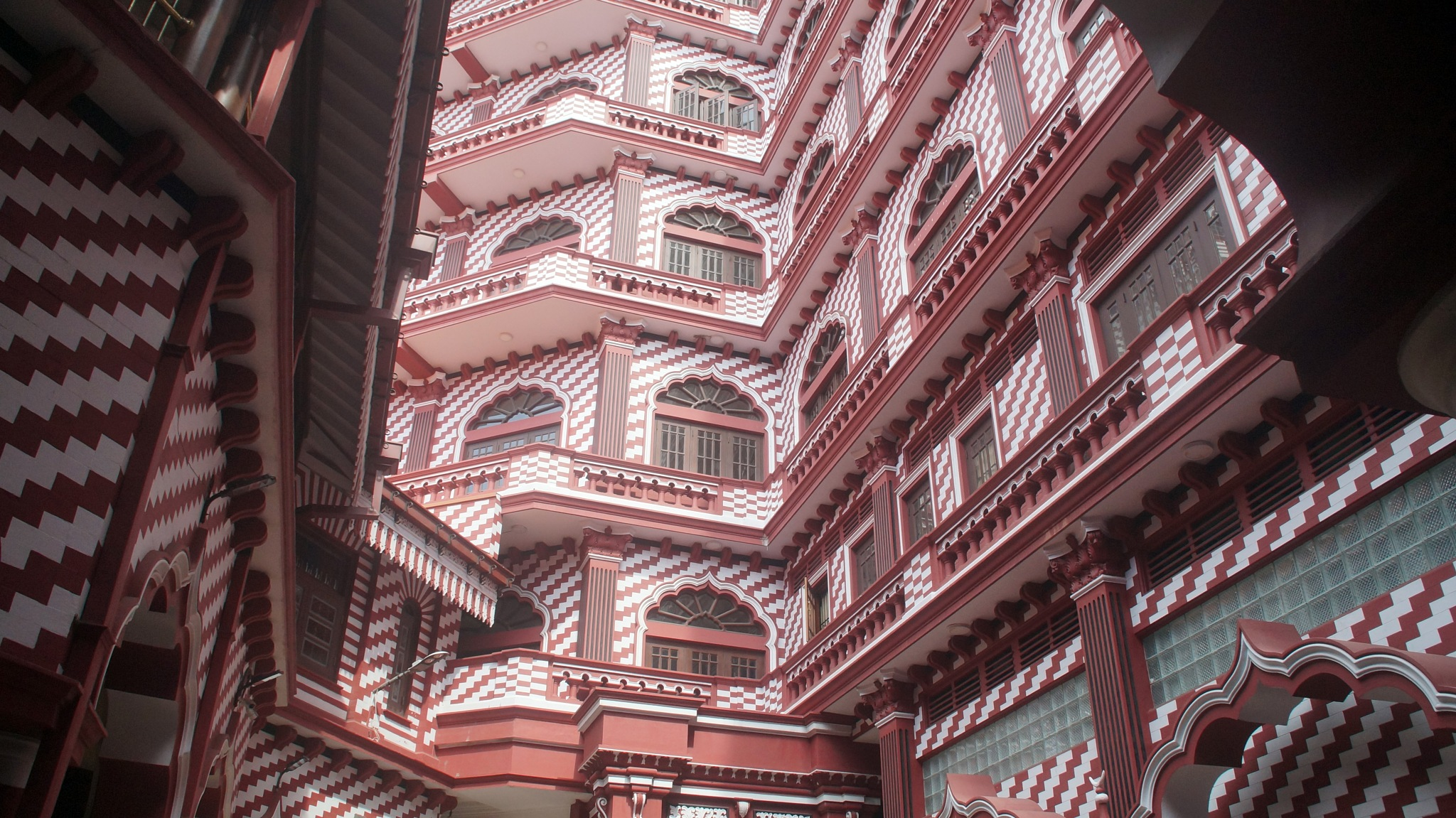 Red Mosque, Colombo, Sri Lanka 2018 by lars.erlandsson.9