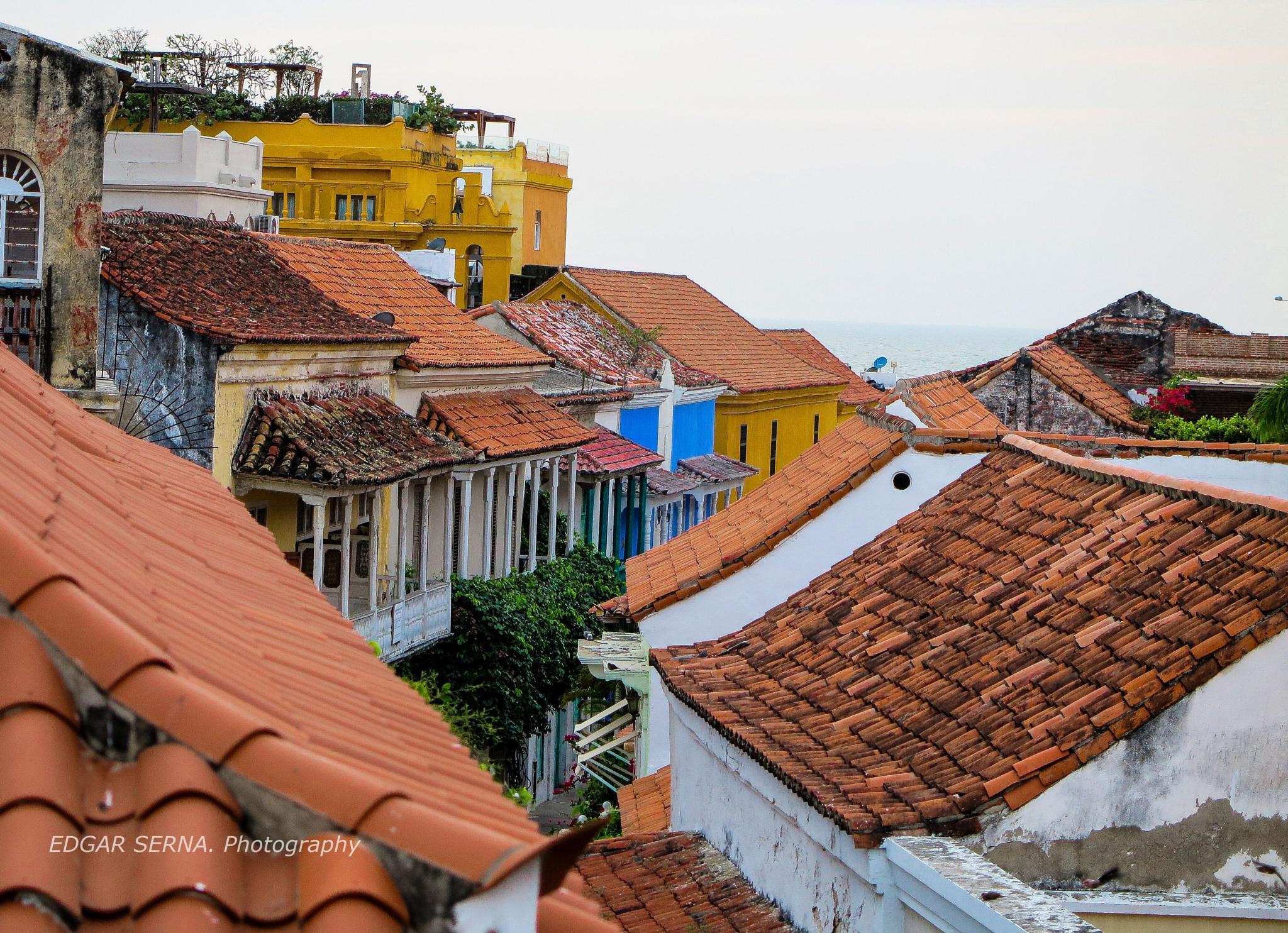 Cartagena by Edgar Serna