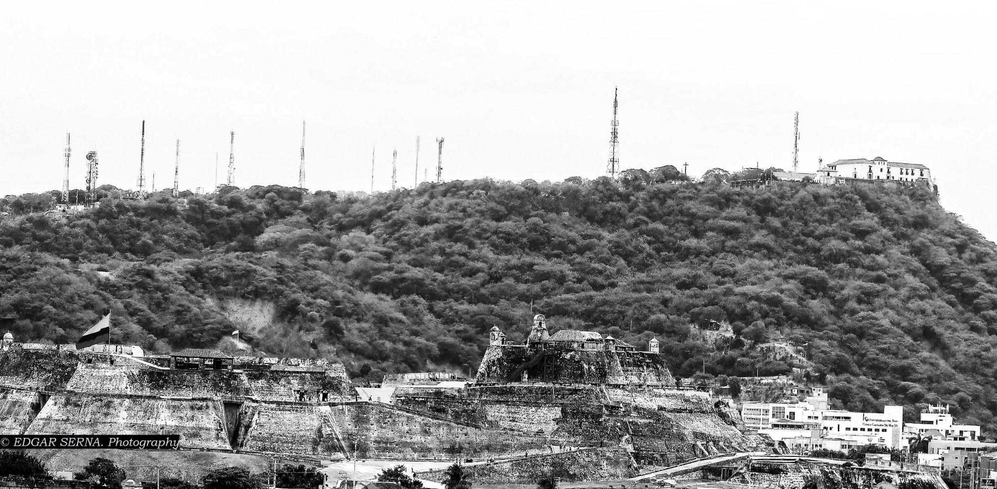 Cartagena Sep. 2014 by Edgar Serna