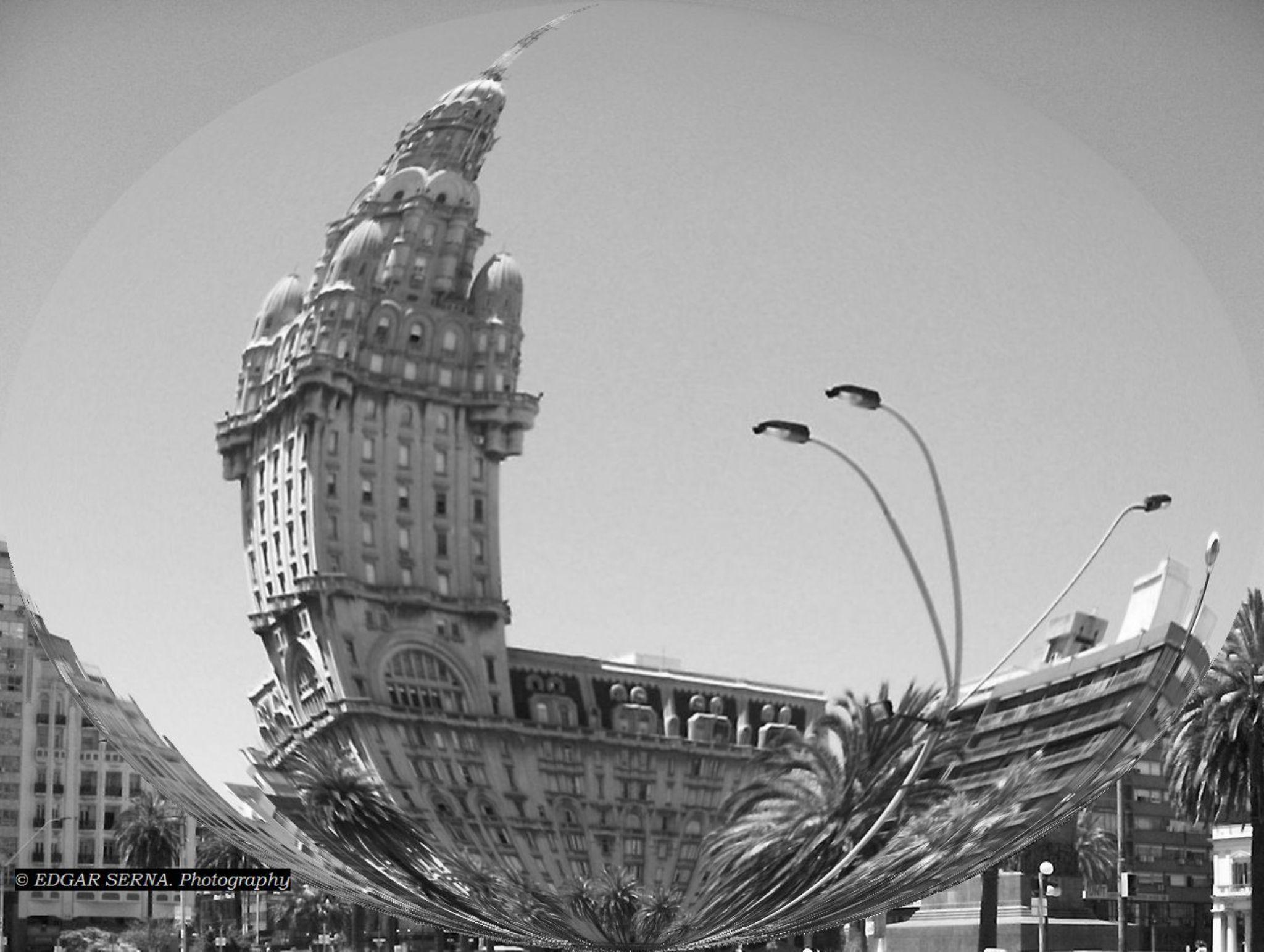 Montevideo by Edgar Serna
