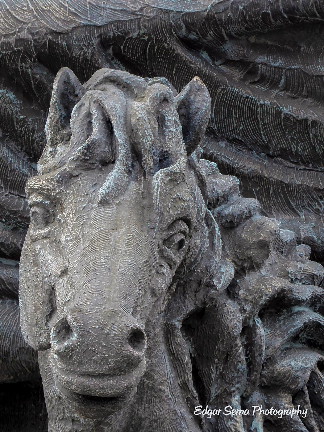 Pegasus by Edgar Serna