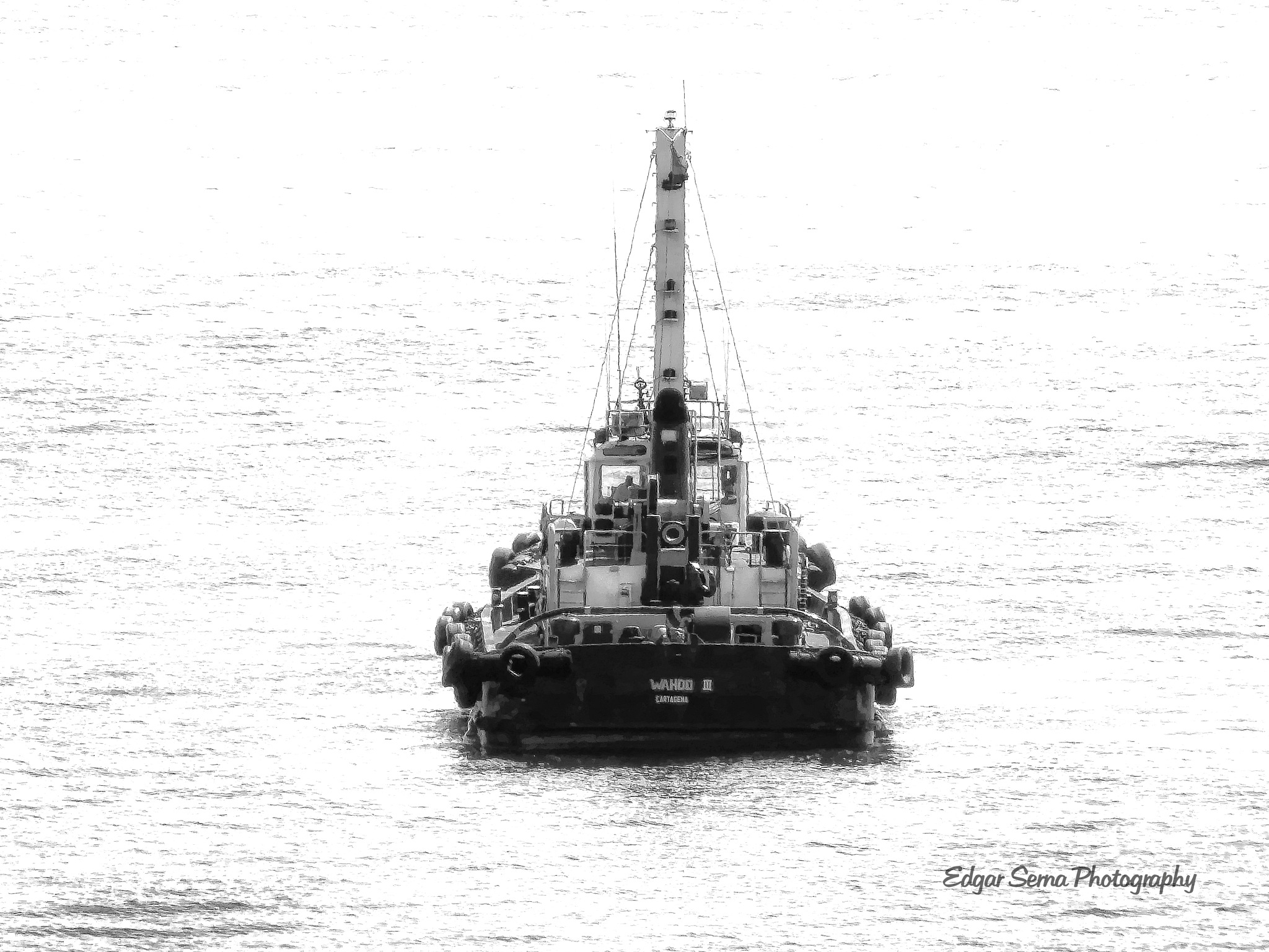 Boat by Edgar Serna