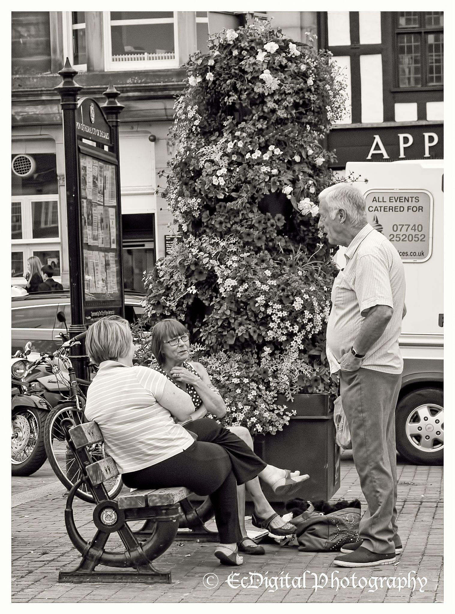 conversation by EcDigital Photography