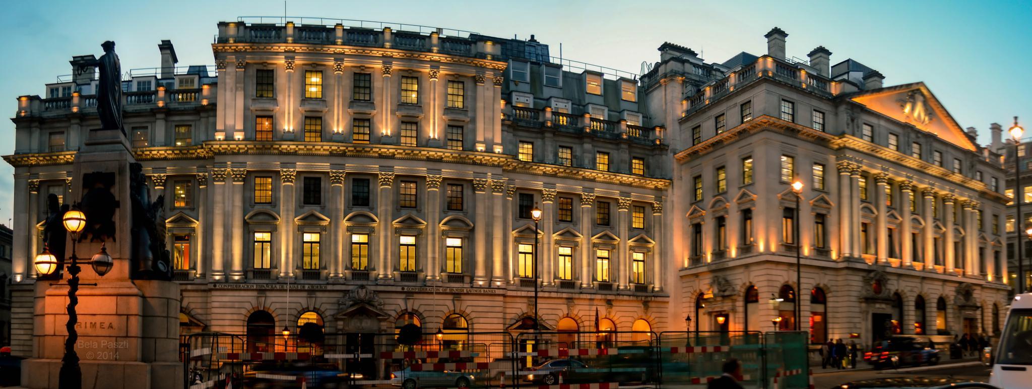 Photo in Architecture #london #street #light