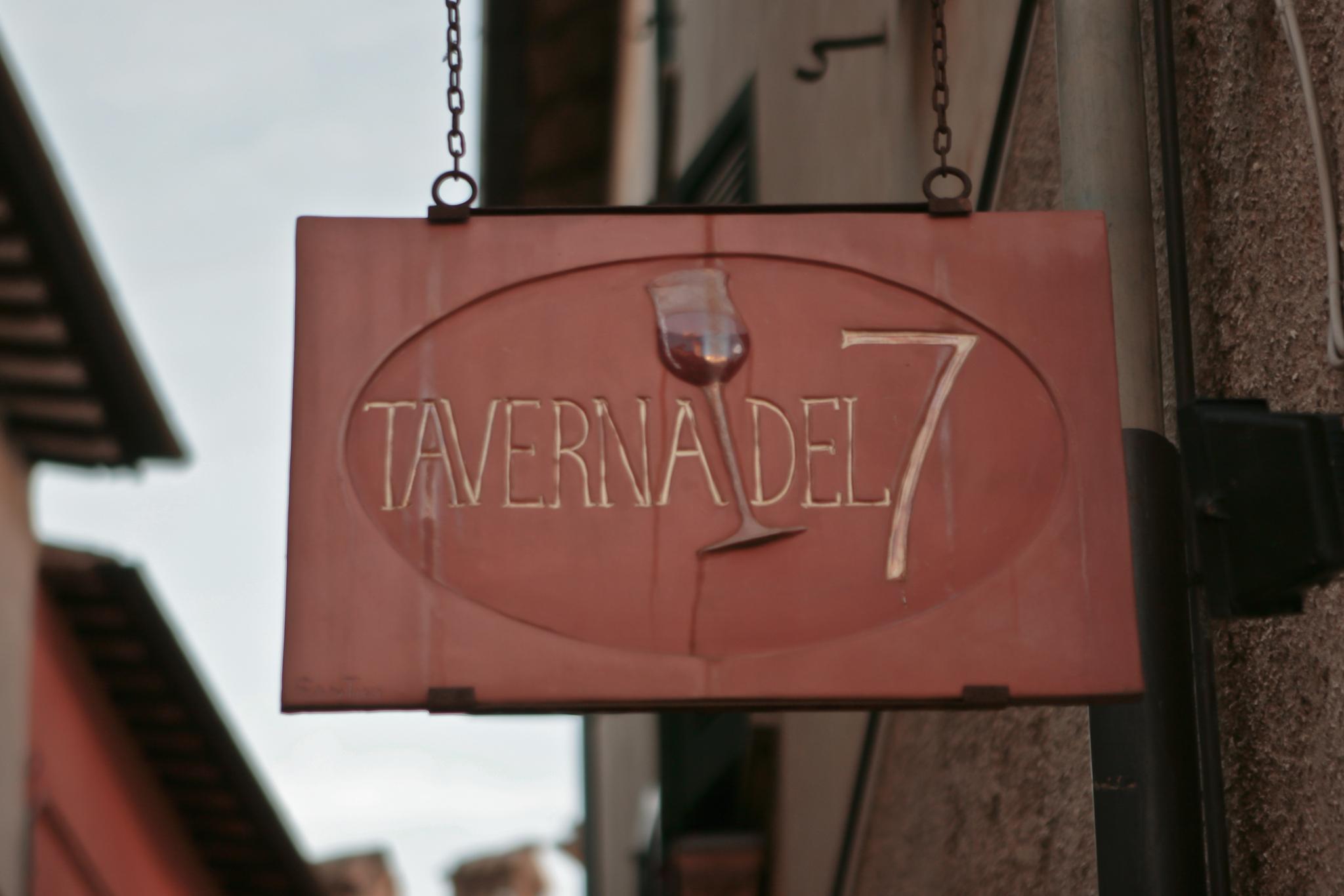 Trevi - Taverna del 7 by Giacomo72