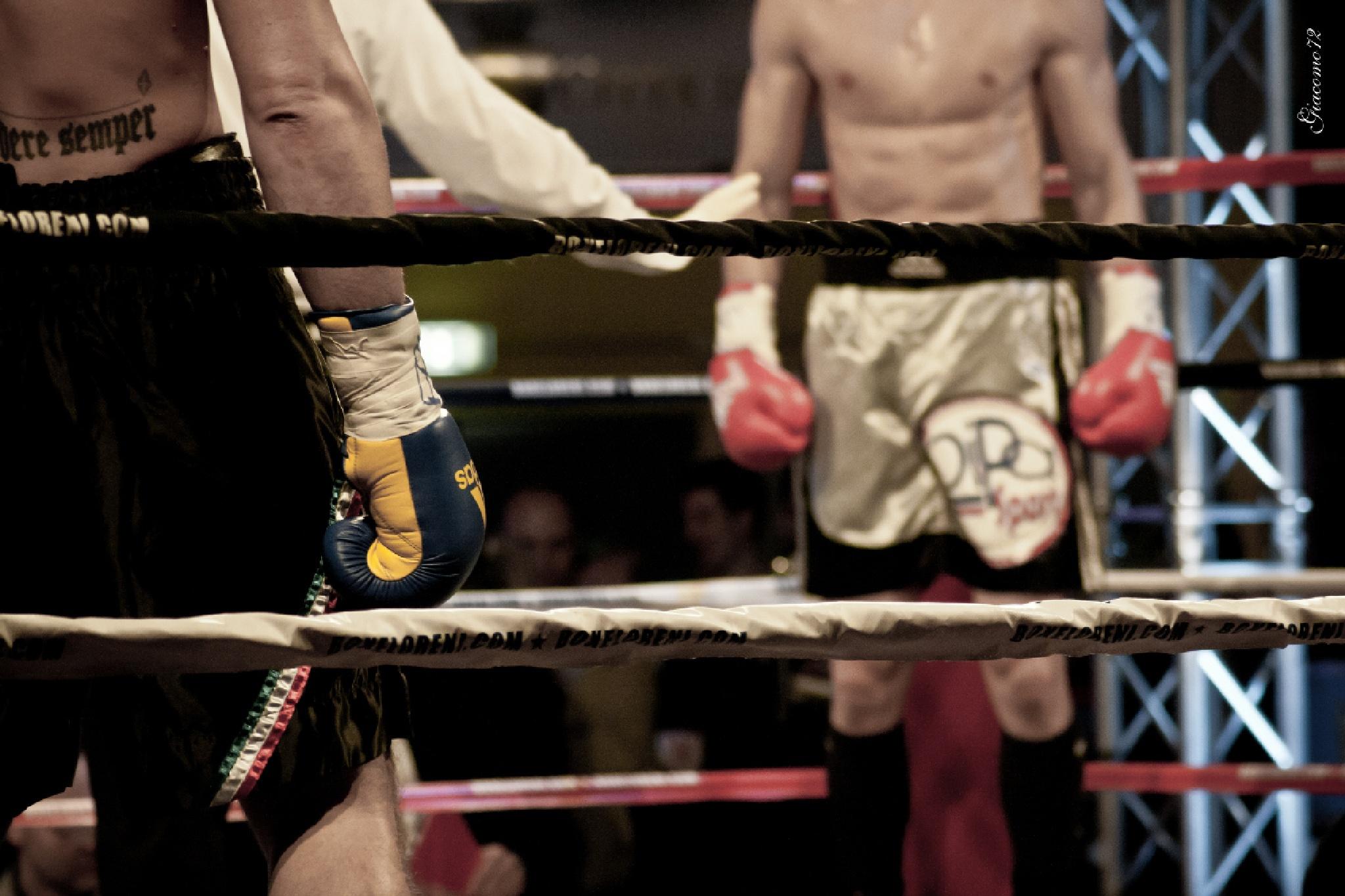 Uno scatto per la boxe by Giacomo72
