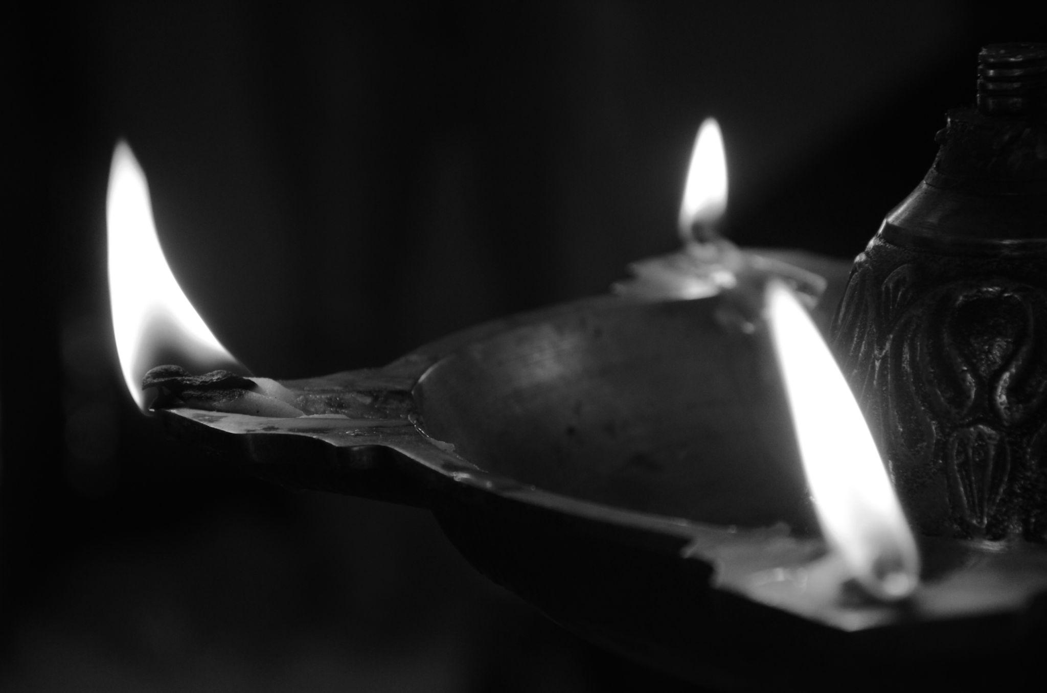 Indian Lamp by Ranjeet kumar paswan