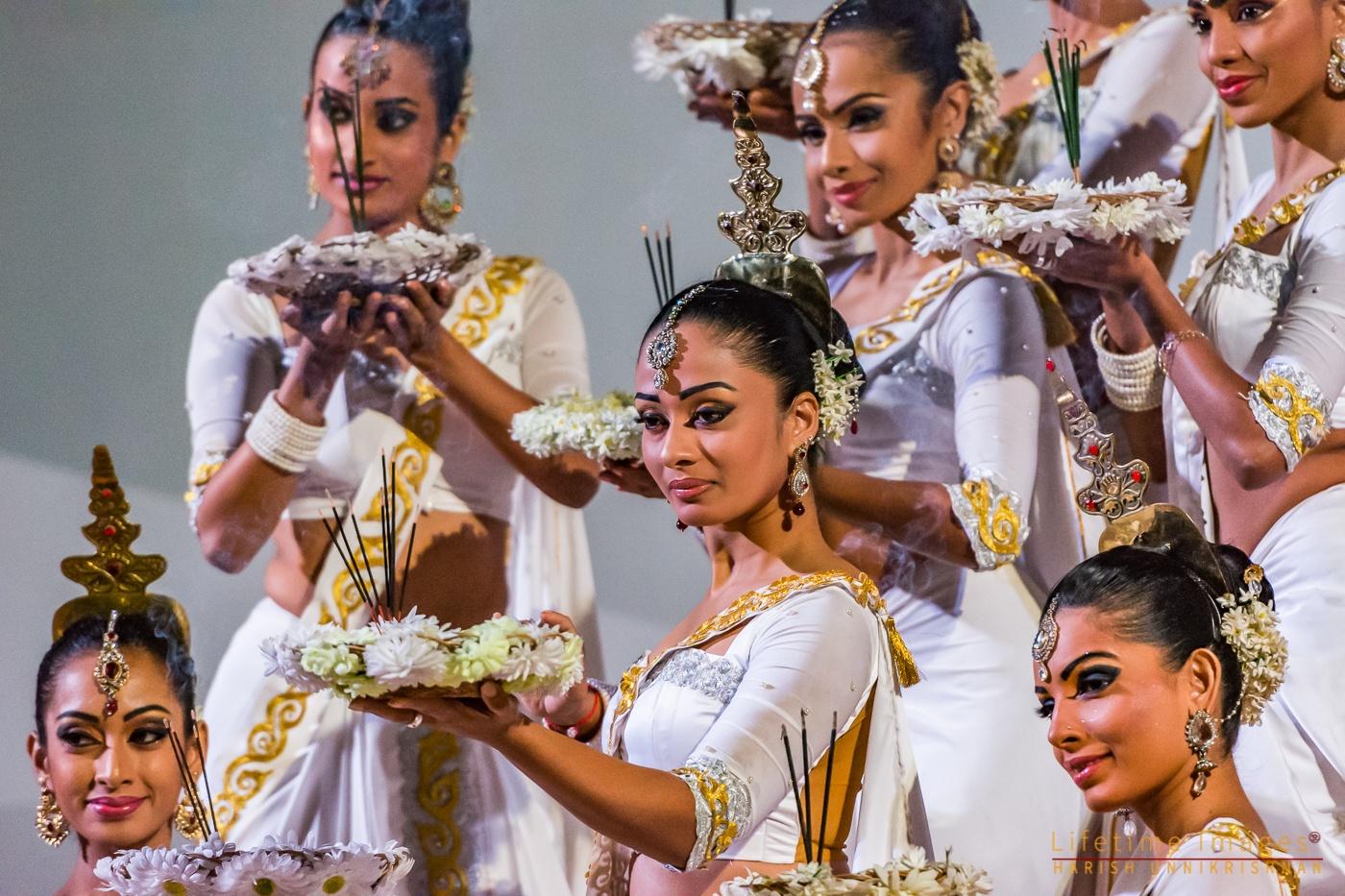 Welcome dance by harish unnikrishnan