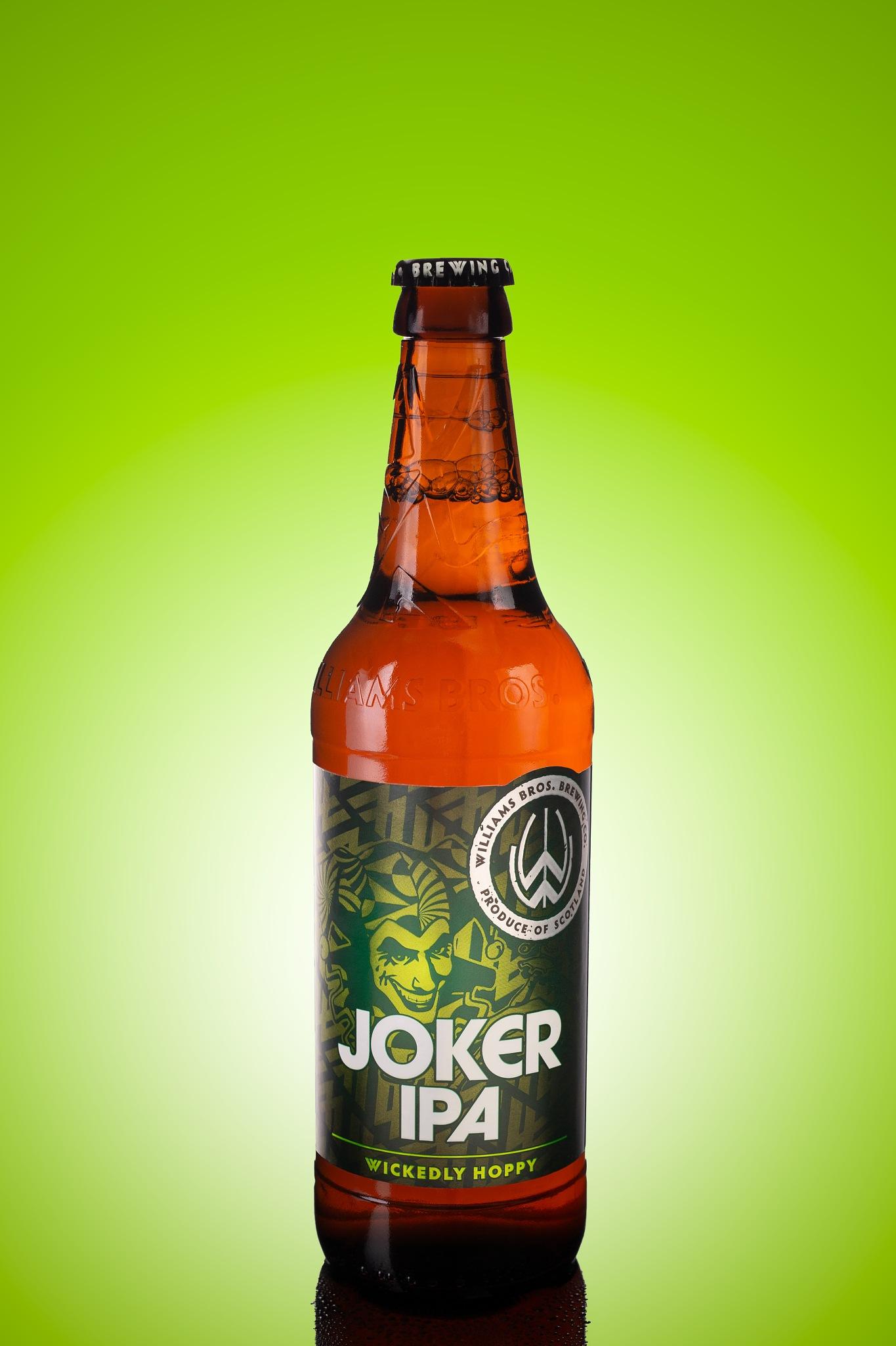 Joker by walter Evans