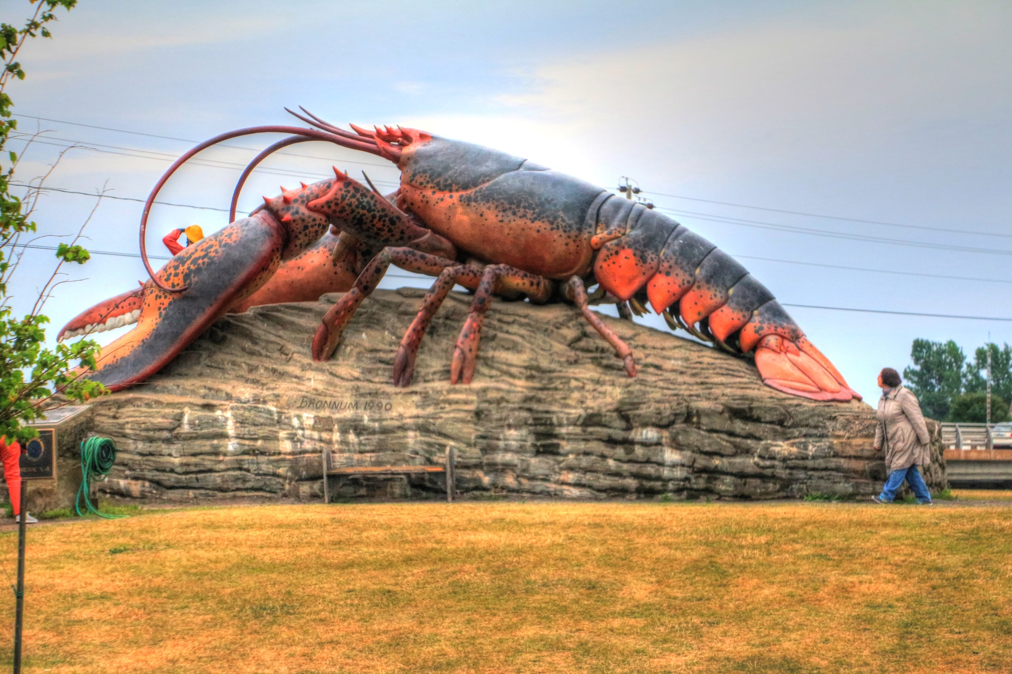 World's biggest lobster... by chefbro53