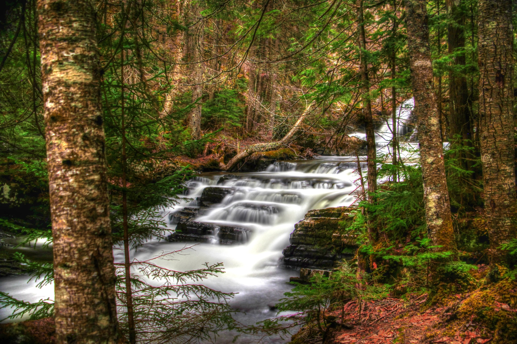 Maggy's Falls... by chefbro53