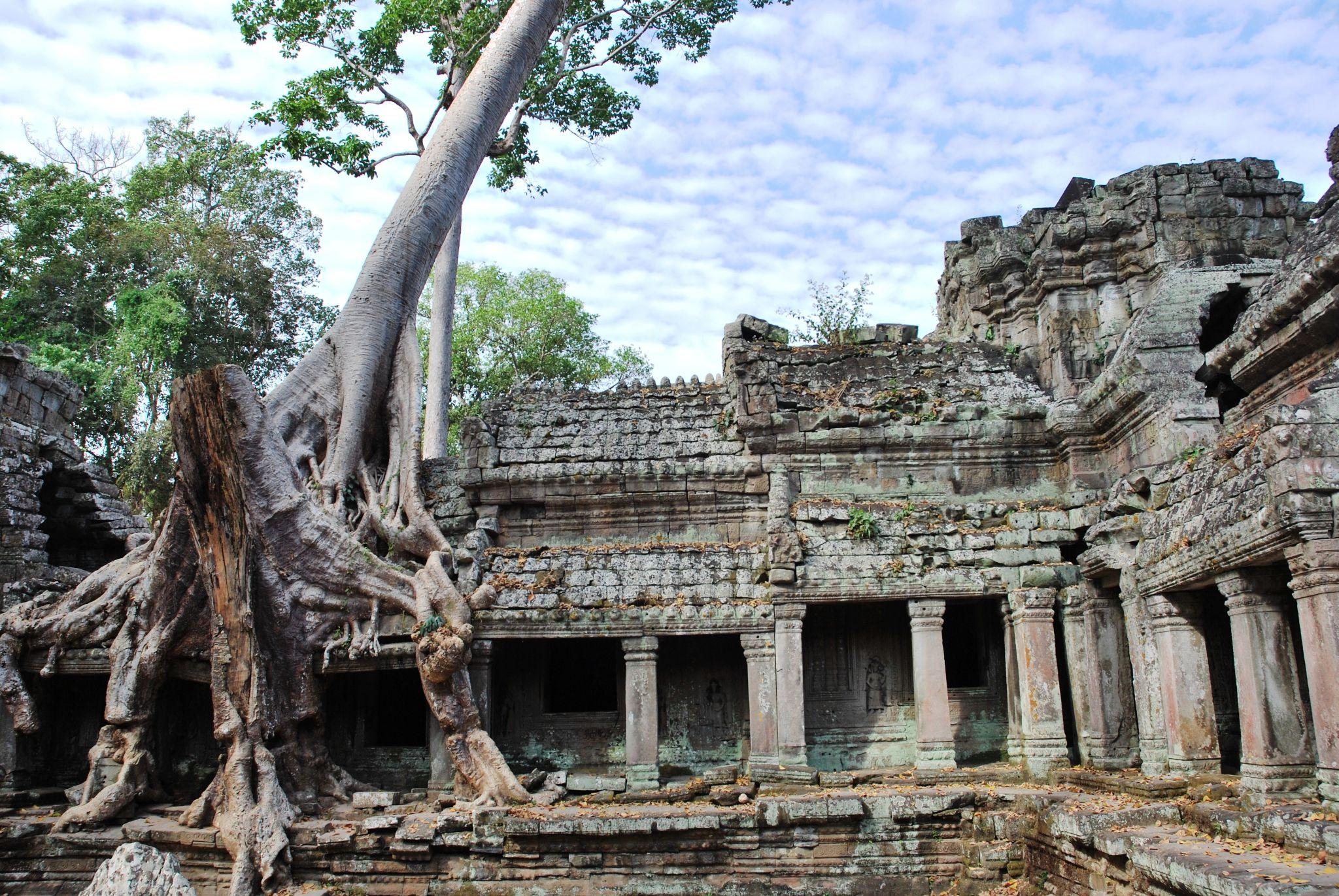 Angkor Wat - Cambogia by frankska63