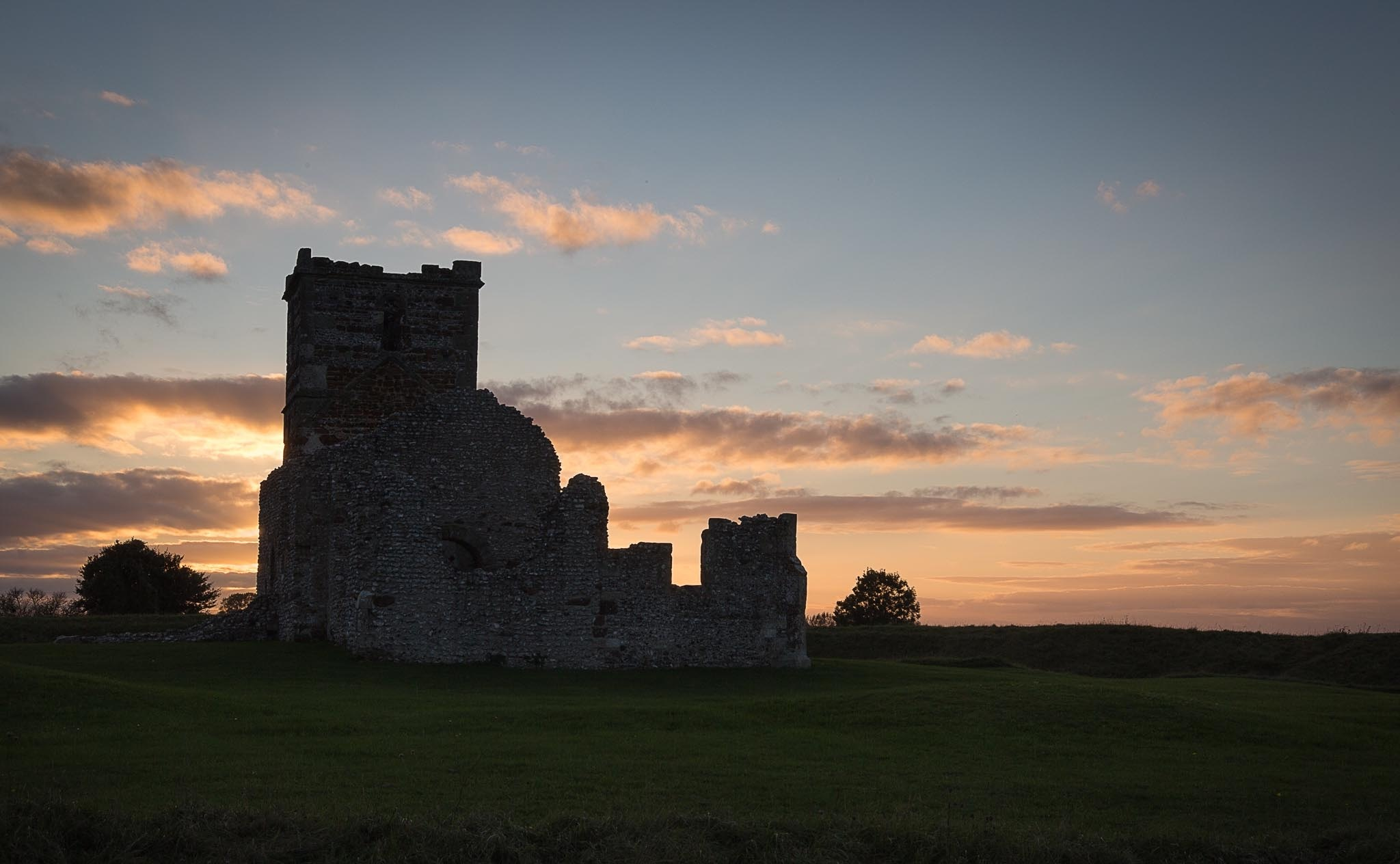 Knowlton church. by mgj