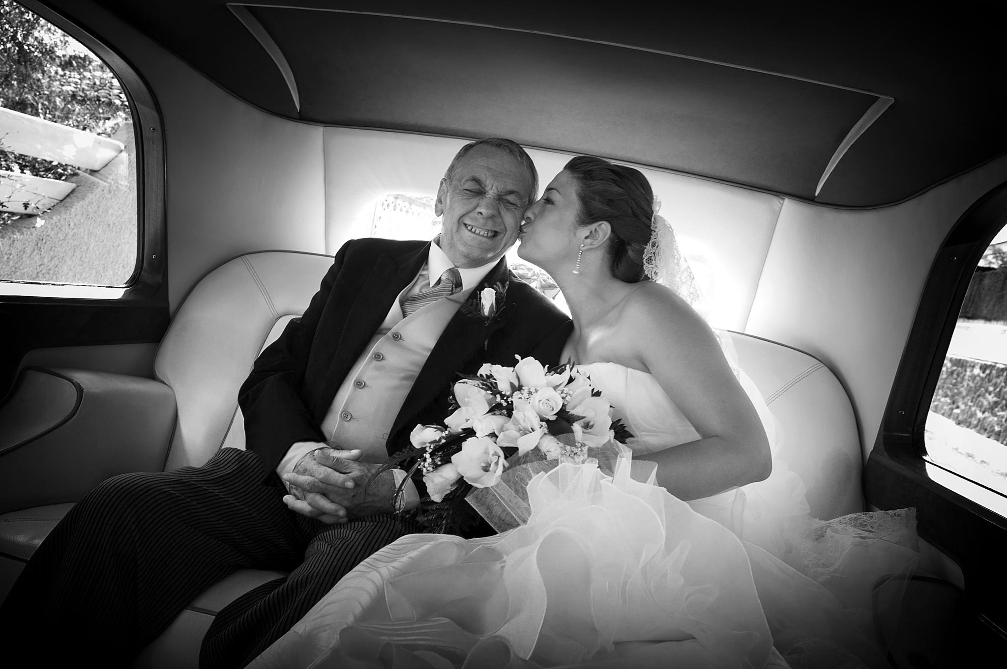 The father of the bride by Paolo Bocchese Wedding Photographer