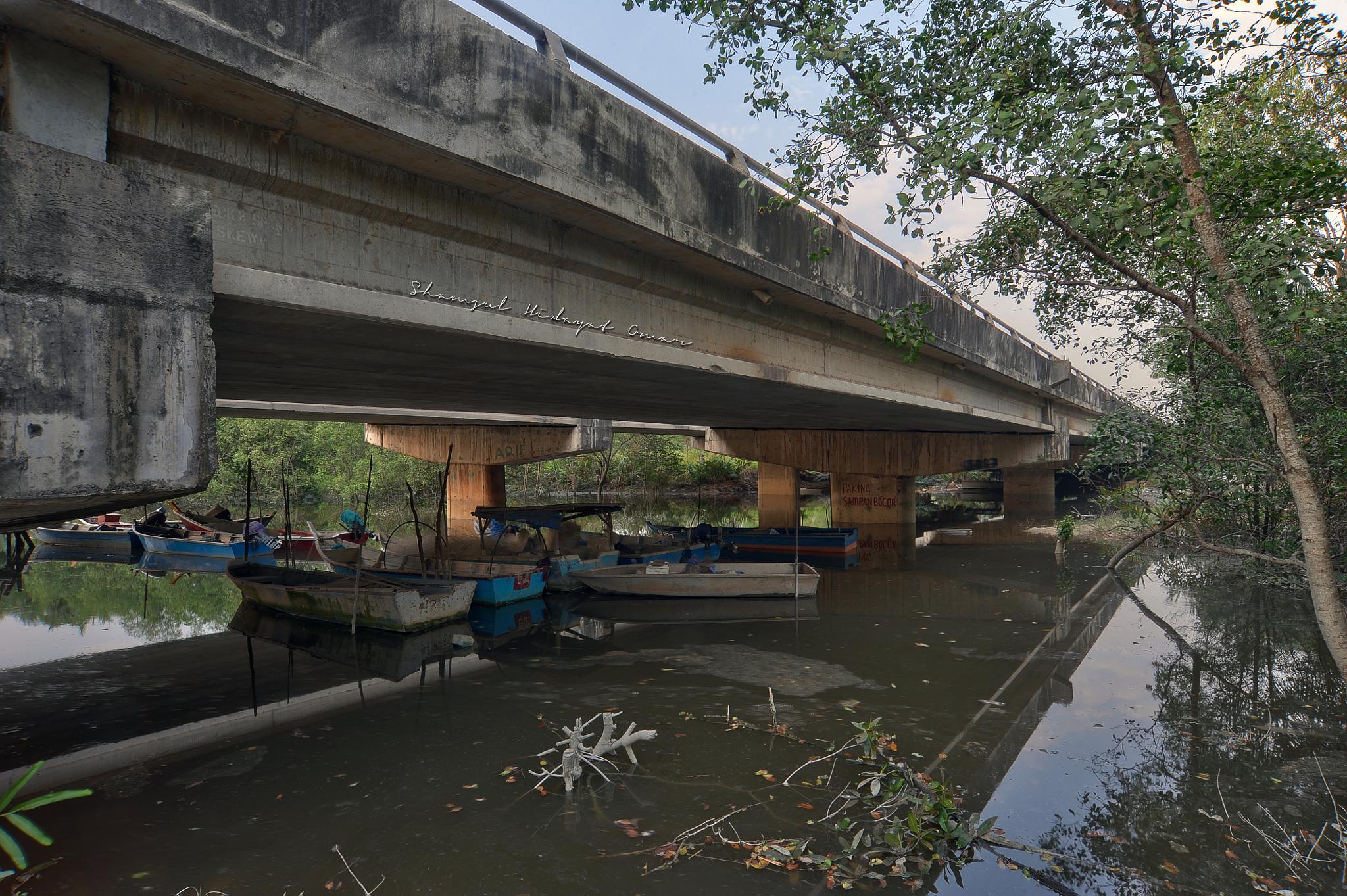 Pengkalan Nelayan Kunci Air Rantau Panjang ( Scene 1 ) by ShamsulHidayatOmar