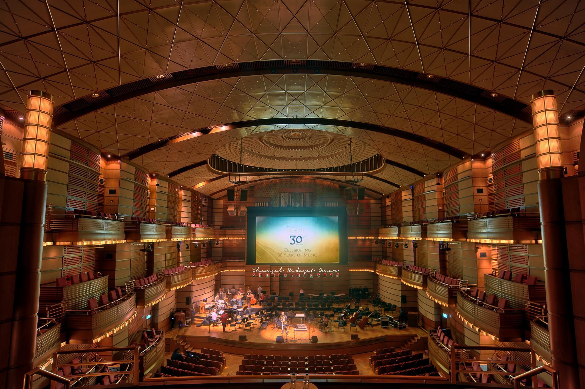 Malaysian Philharmonic Orchestra | Scene 1 by ShamsulHidayatOmar