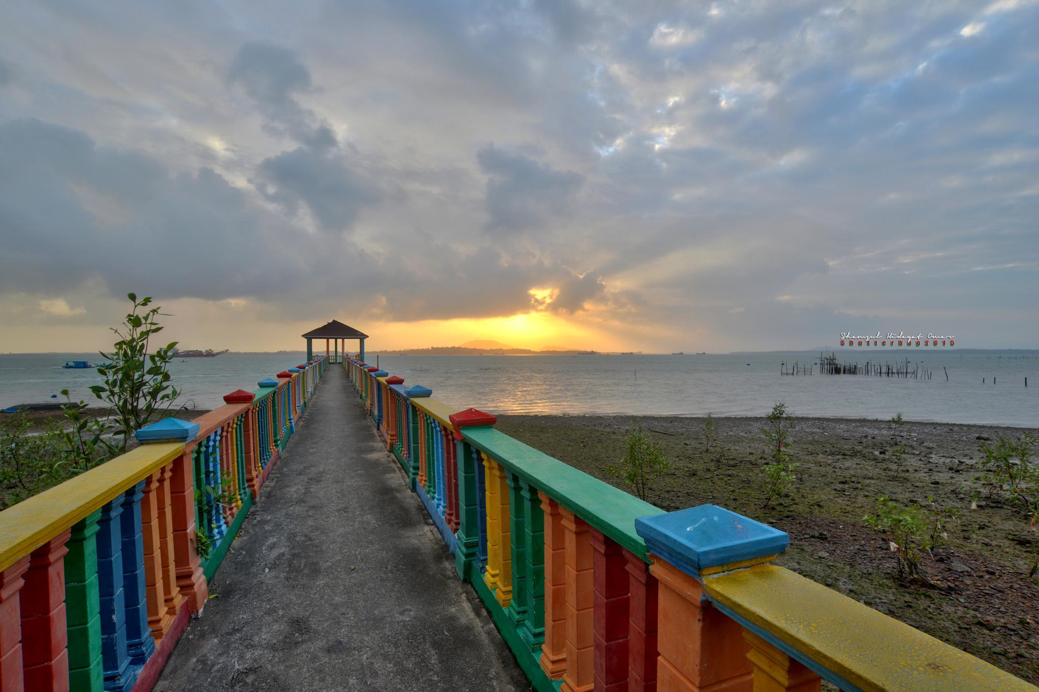 Tanjung Langsat | Scene 1 by ShamsulHidayatOmar