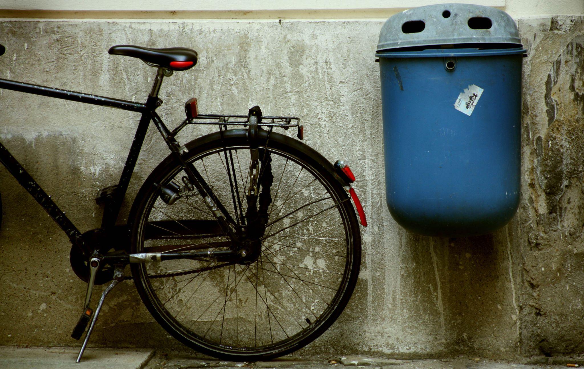 Fahrrad by Can Berkol