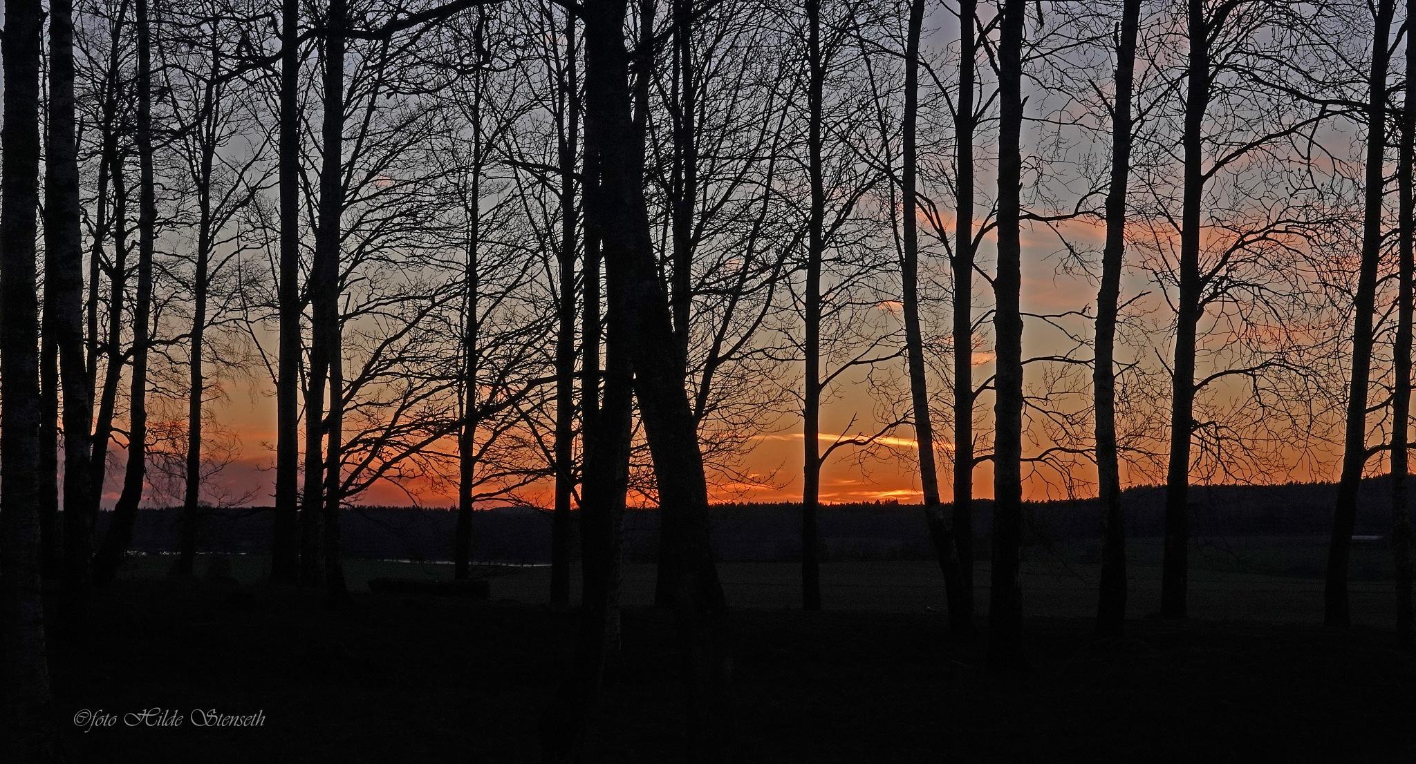 Sunset! by hilde.stenseth.7