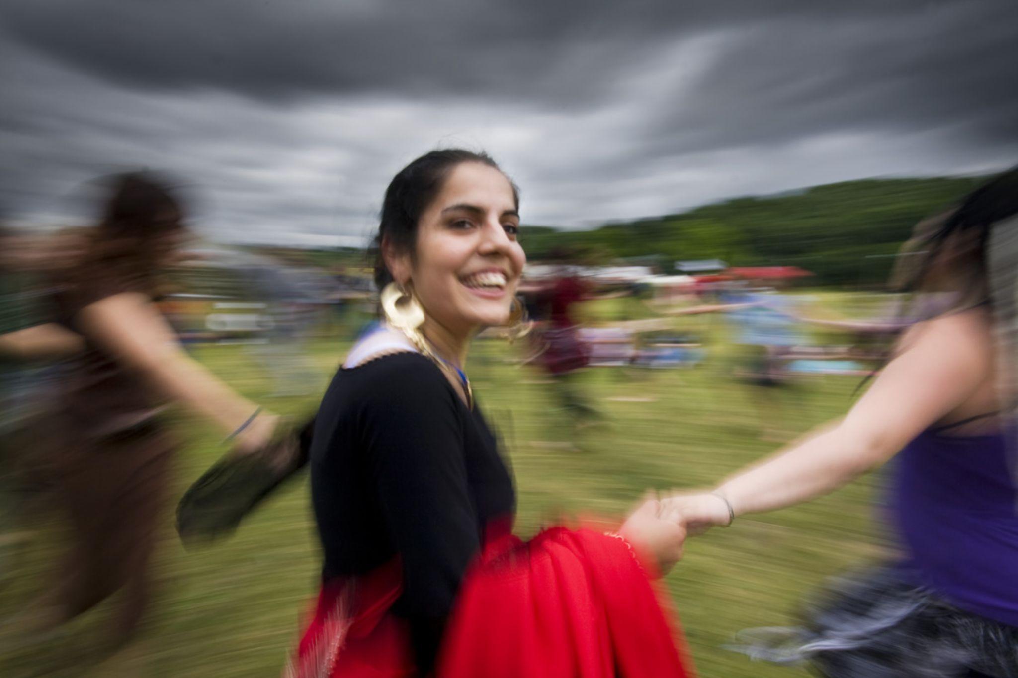 Gypsy Dance by vadkoz
