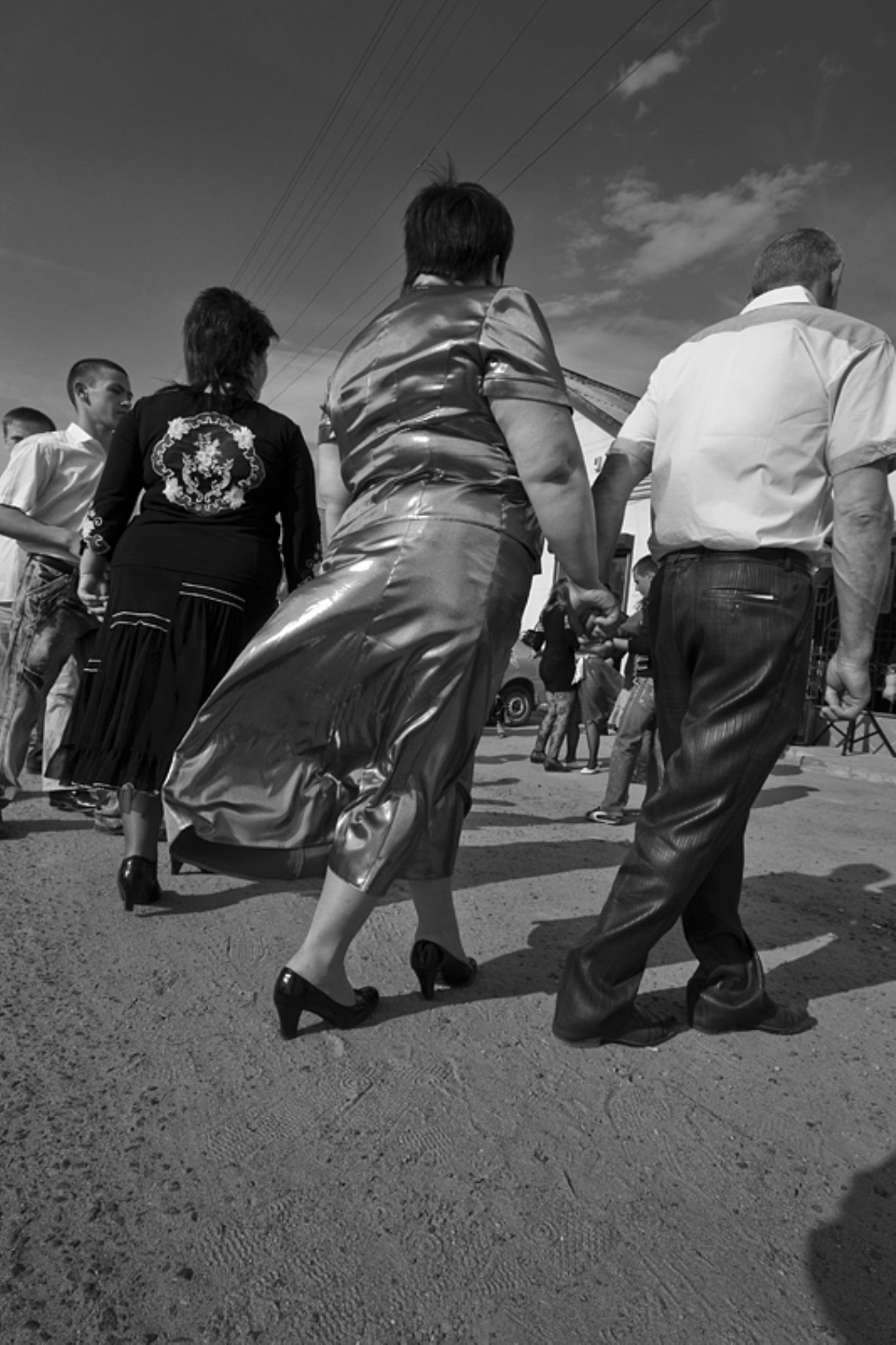 Dancing by vadkoz