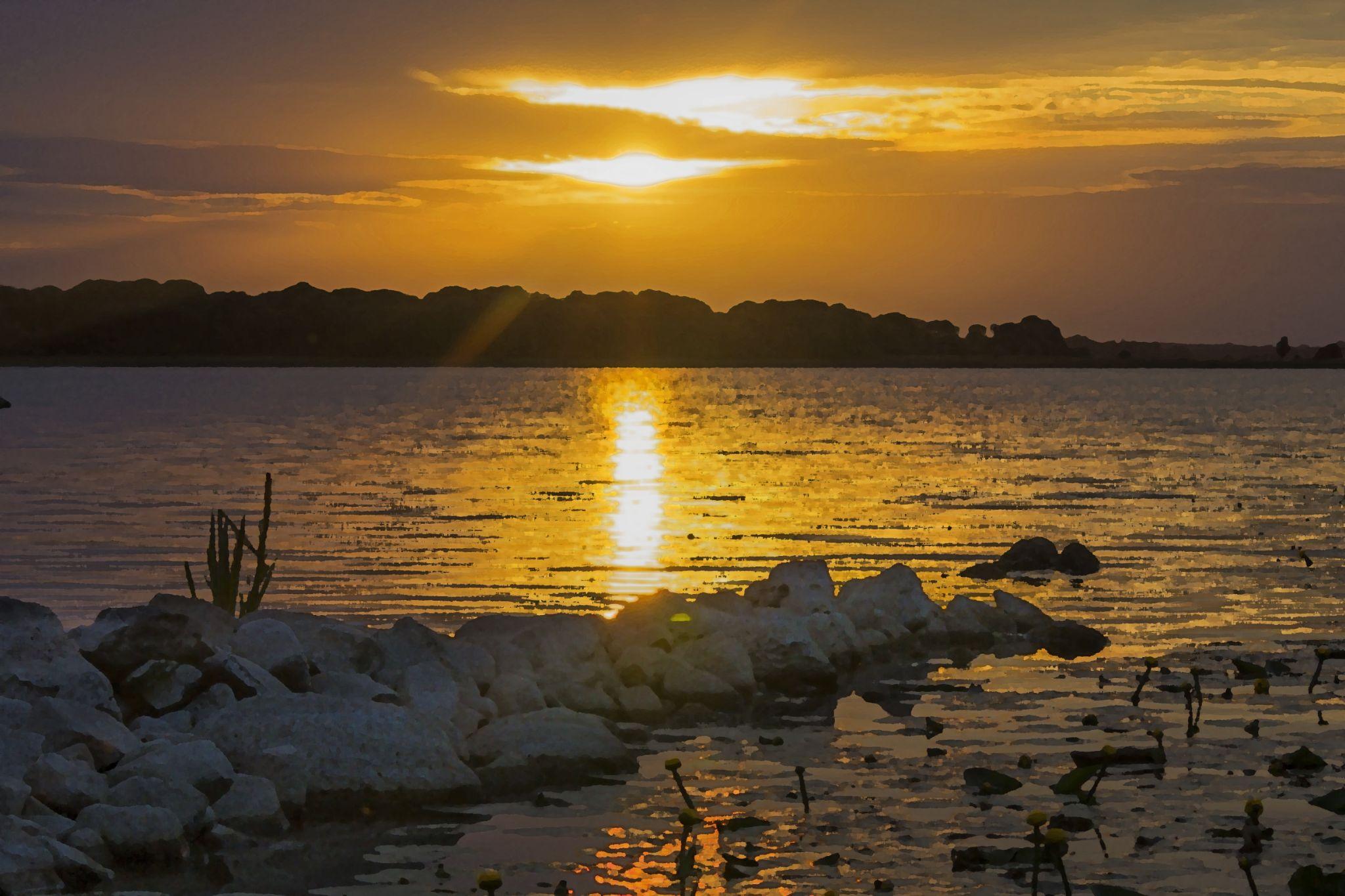 Sunset by Siobhan Bickerdike